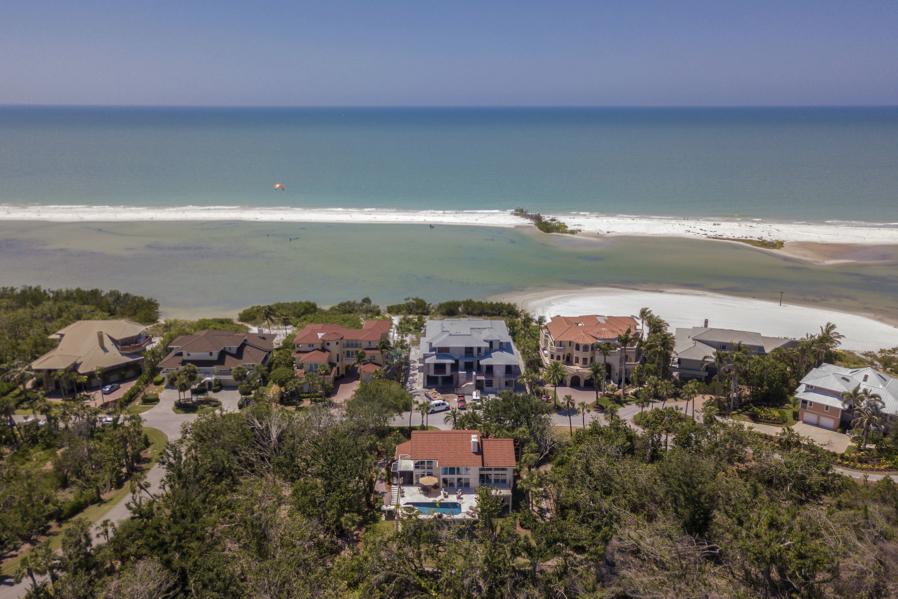 Single Family Home for Sale at HIDEAWAY BEACH 871 Sea Dune Ln, Marco Island, Florida 34145 United States
