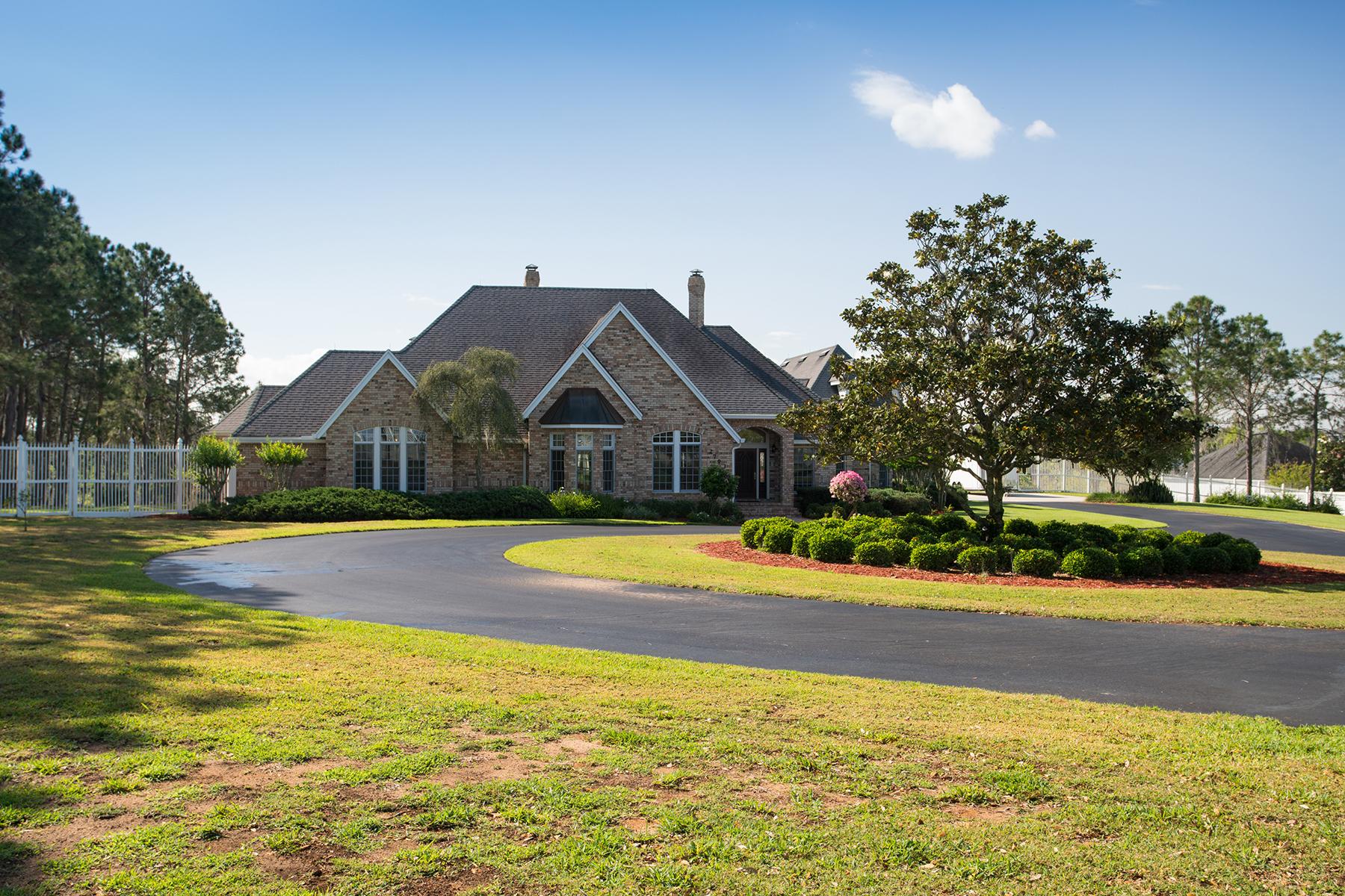 Single Family Home for Sale at Mt. Dora 27930 Lake Jem Rd, Mount Dora, Florida, 32757 United States