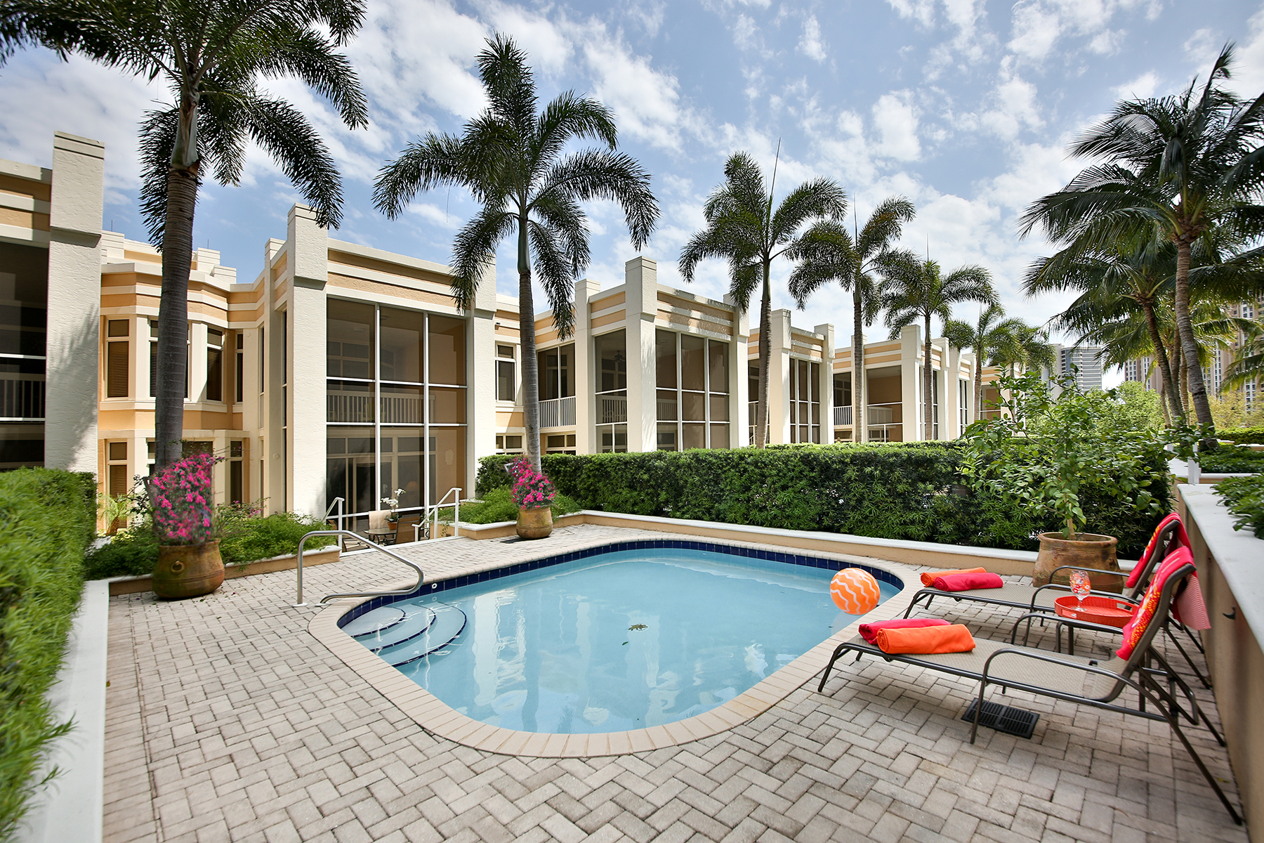 Townhouse for Rent at PELICAN BAY - ST. RAPHAEL 7061 Pelican Bay Blvd 6, Naples, Florida 34108 United States