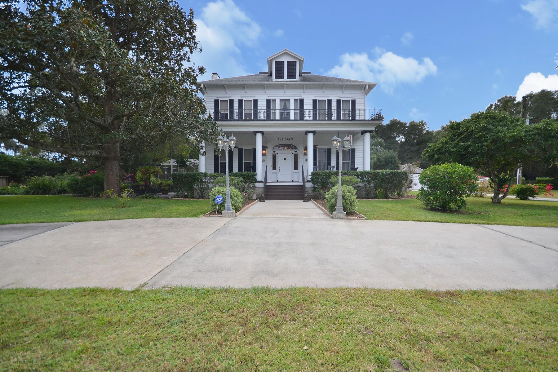 Casa Unifamiliar por un Venta en EUSTIS,FLORIDA 1390 E Lakeview Ave Eustis, Florida, 32726 Estados Unidos