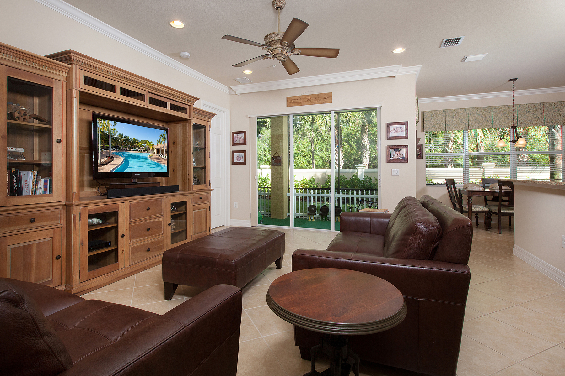 Condominium for Sale at MARBELLA LAKES 6526 Monterey Pt 104 Naples, Florida, 34105 United States