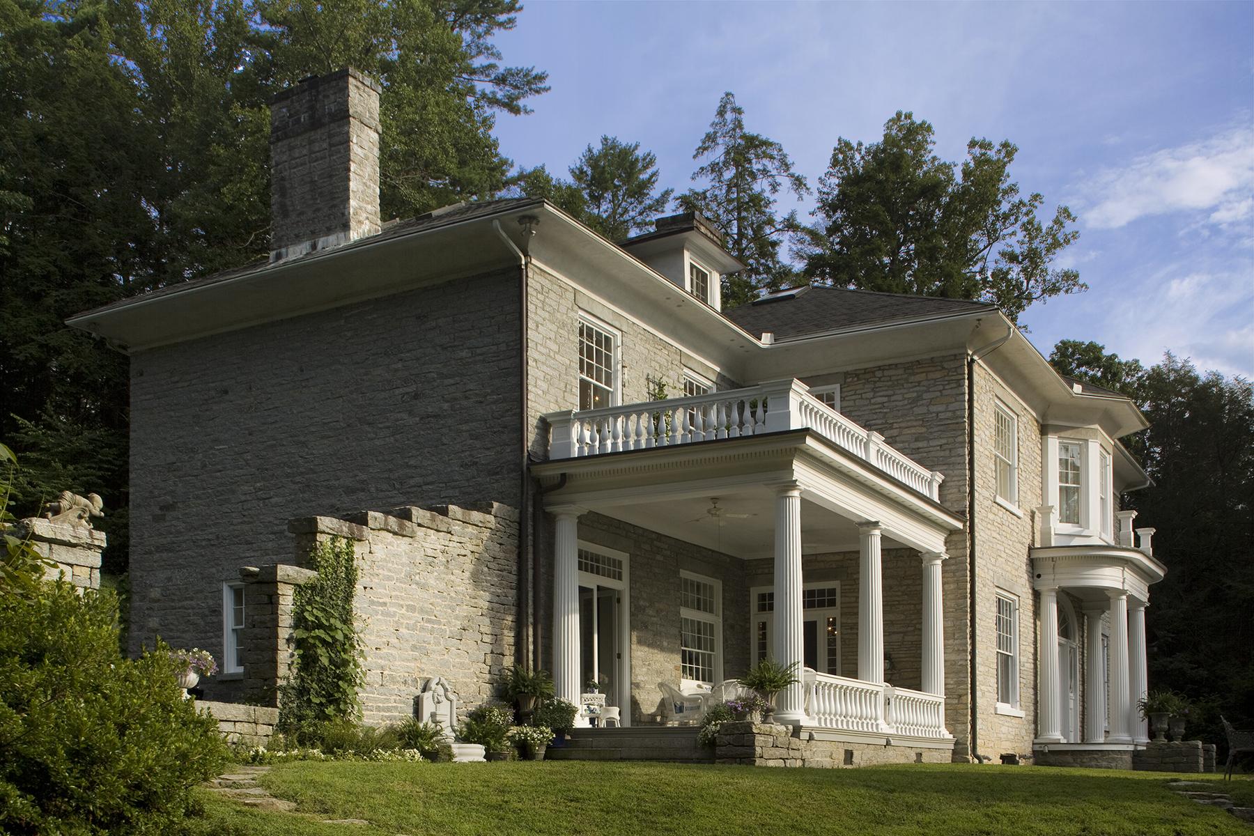 Single Family Home for Sale at 1001 Estate Dr , Chanteloup, Flat Rock, NC 28739 1001 Estate Dr Chanteloup Flat Rock, North Carolina, 28739 United States