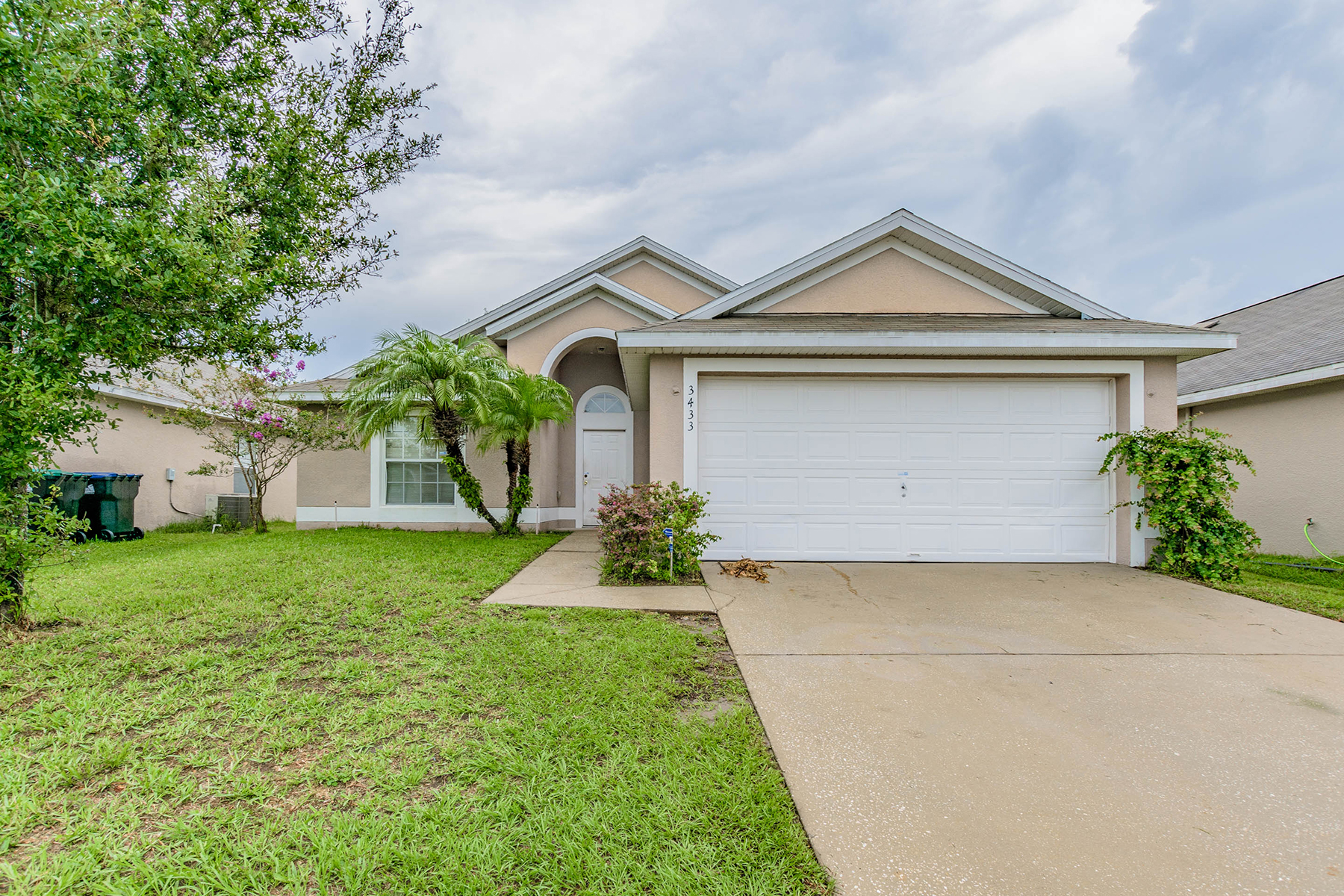Single Family Home for Sale at ORLANDO - FLORIDA 3433 Benson Park Blvd, Orlando, Florida 32829 United States