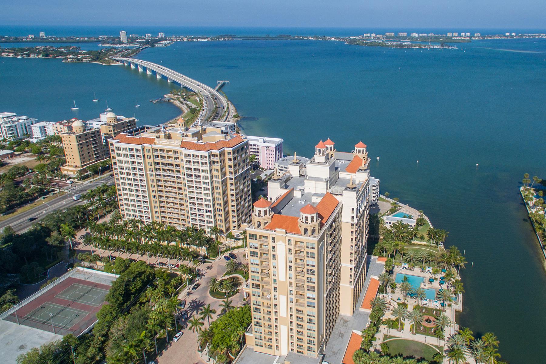 Nhà chung cư vì Bán tại RITZ CARLTON 1111 Ritz Carlton Dr 1402 Sarasota, Florida, 34236 Hoa Kỳ
