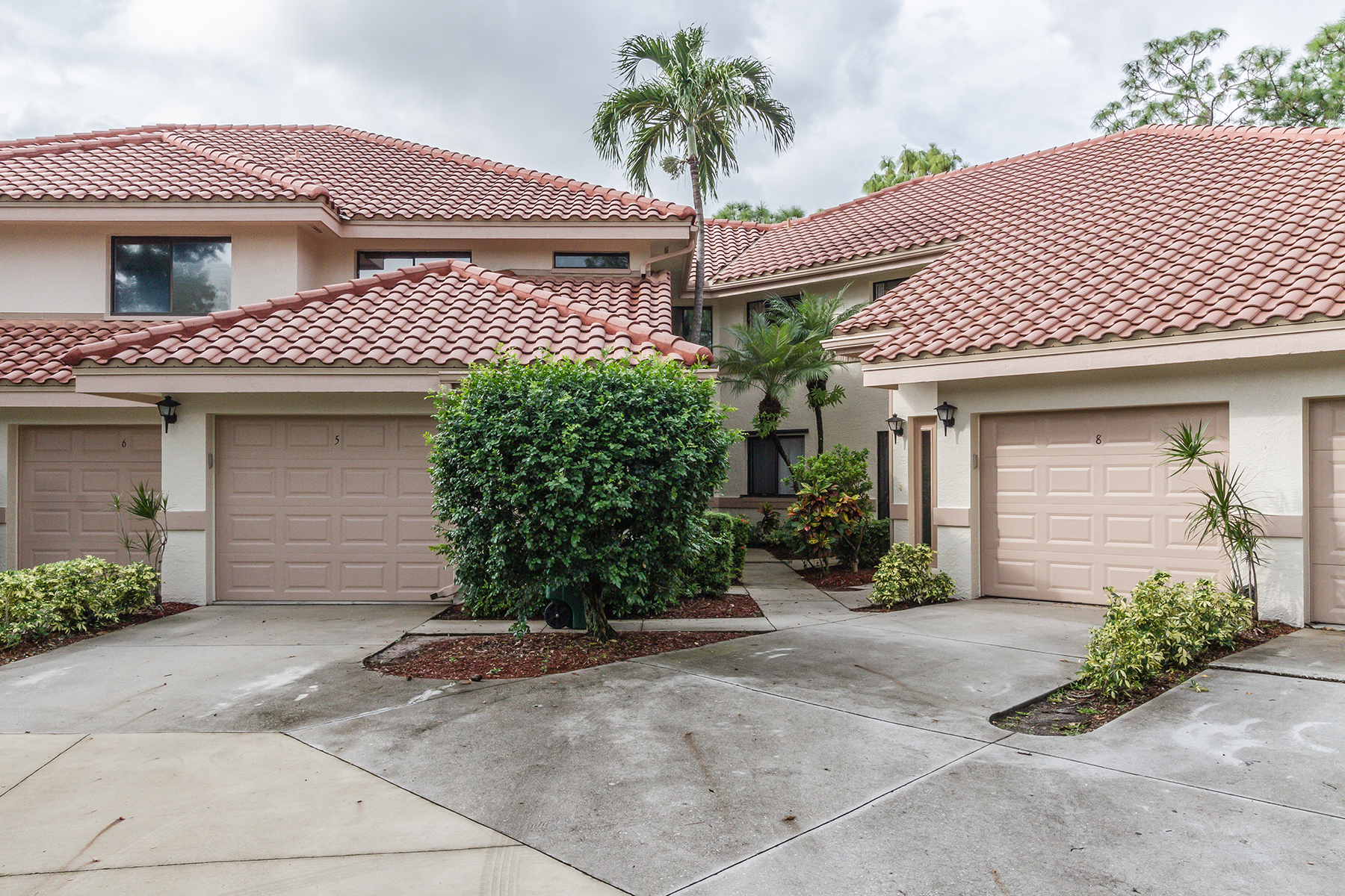 Condominium for Rent at BERKSHIRE LAKES - COACH HOMES 46 Bennington Dr 6-8, Naples, Florida 34104 United States