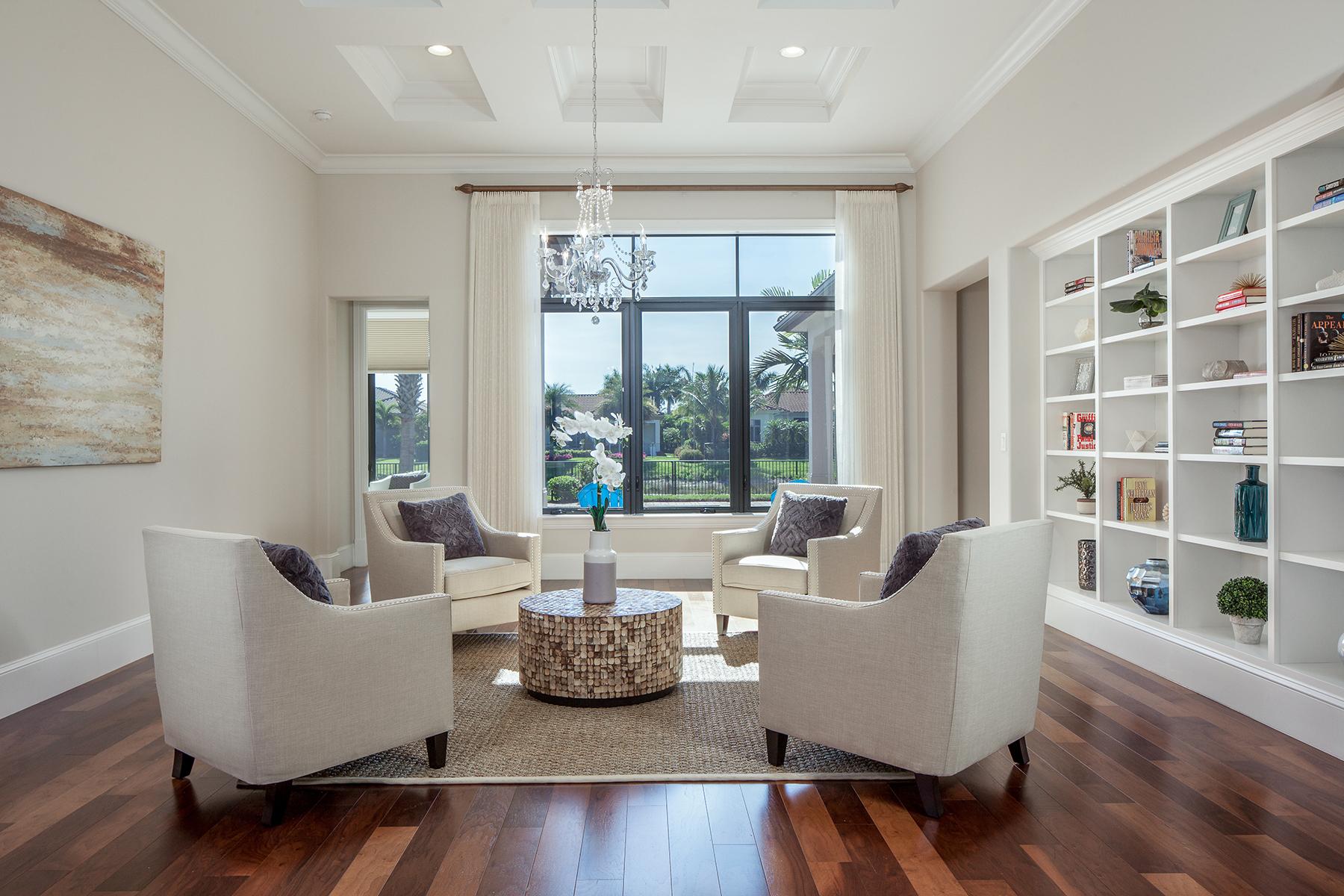 一戸建て のために 売買 アット GREY OAKS - TRADITIONS 2224 Residence Cir Naples, フロリダ, 34105 アメリカ合衆国
