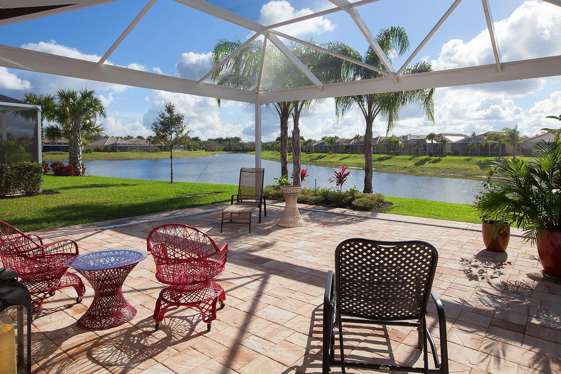 Moradia para Venda às Bonita Springs 28061 Quiet Water Way Bonita Springs, Florida, 34135 Estados Unidos