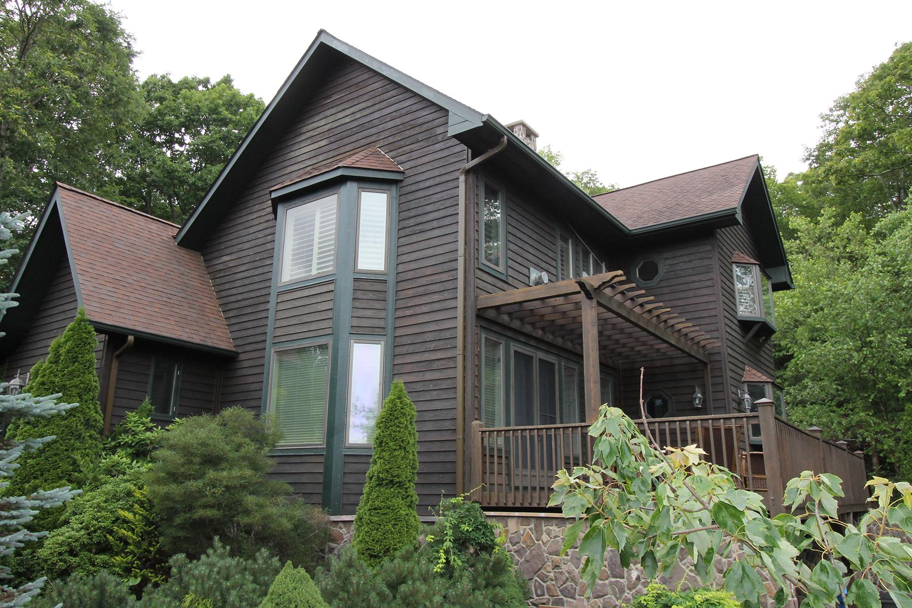 独户住宅 为 销售 在 WONDERLAND WOODS BLOWING ROCK 325 Wonderland Woods Dr Blowing Rock, 北卡罗来纳州 28605 美国