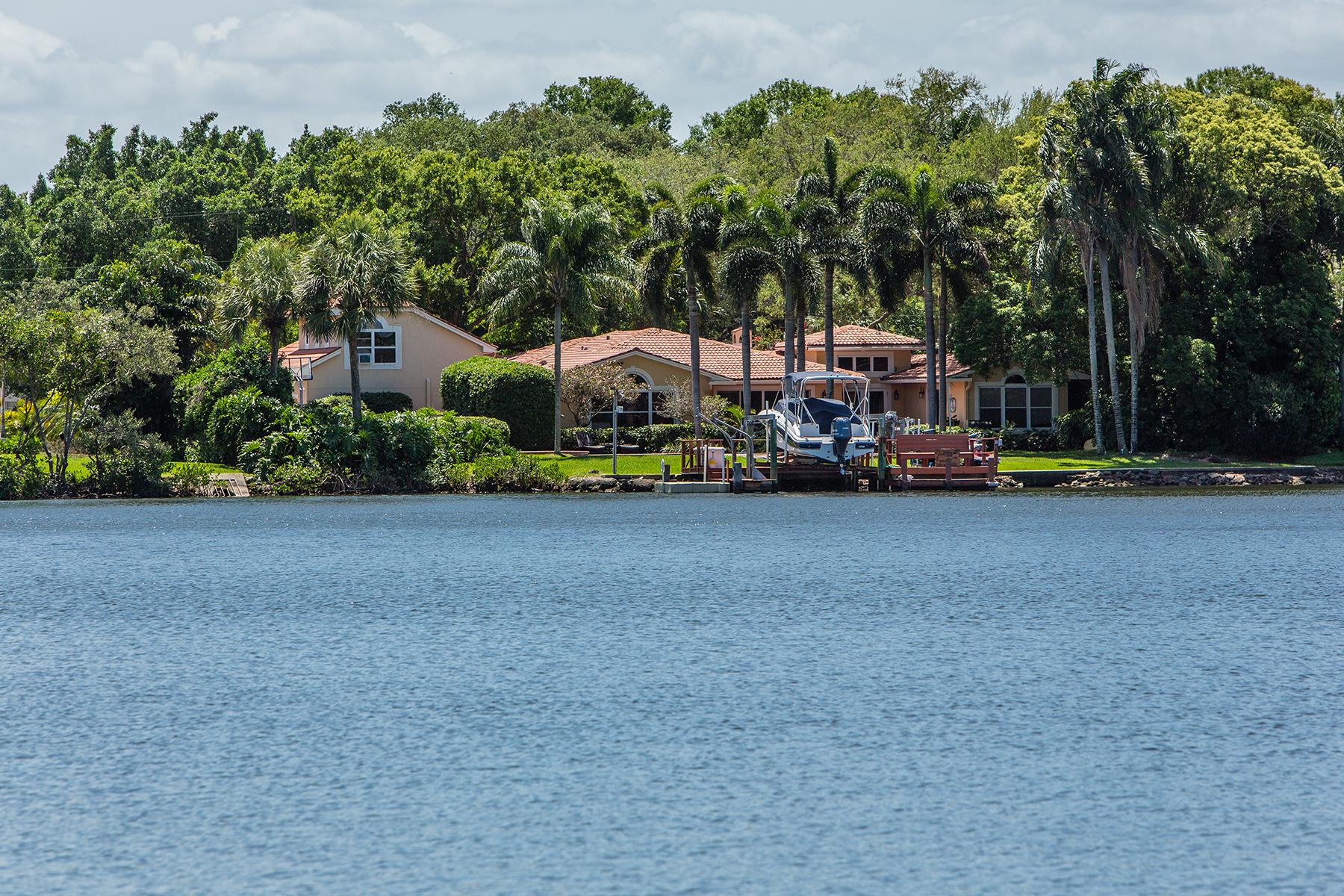 Terreno por un Venta en SNELL ISLE 1248 Monterey Blvd NE 43 St. Petersburg, Florida 33704 Estados Unidos