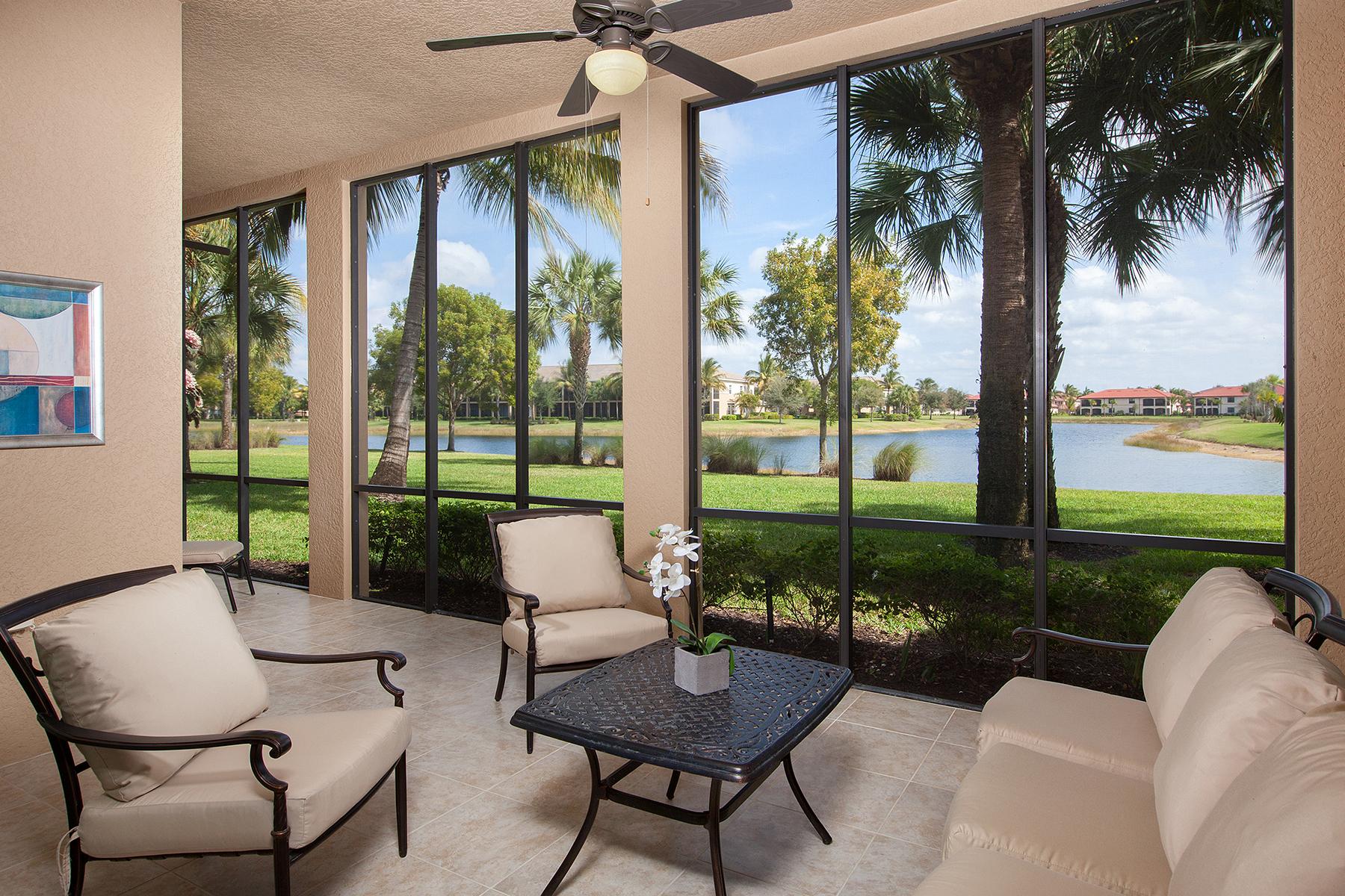 共管式独立产权公寓 为 销售 在 FIDDLERS CREEK 3141 Aviamar Cir 103 那不勒斯, 佛罗里达州, 34114 美国