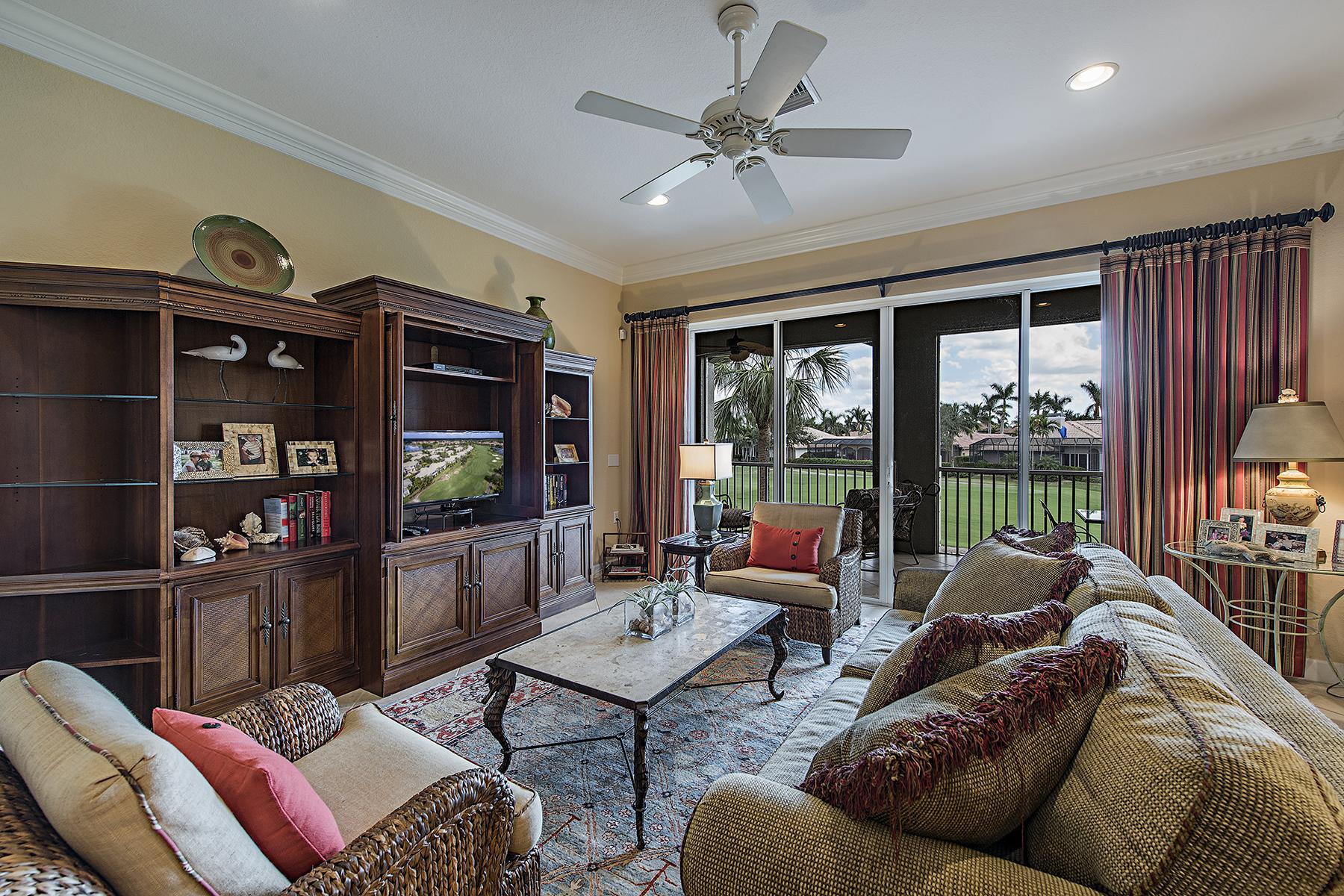Кондоминиум для того Продажа на PELICAN MARSH - OSPREY POINTE 9049 Whimbrel Watch Ln 202, Naples, Флорида, 34109 Соединенные Штаты