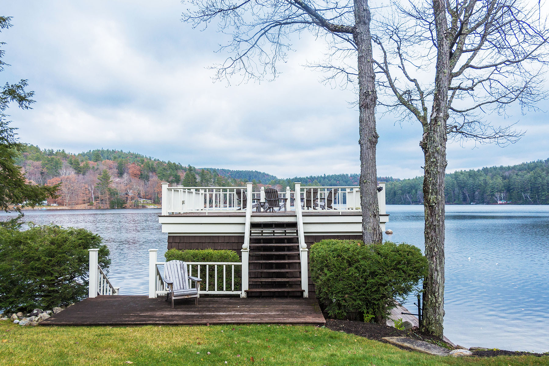 Single Family Home for Sale at Camp CiHi 62 & 58 Bridle Ln Horicon, New York 12815 United States