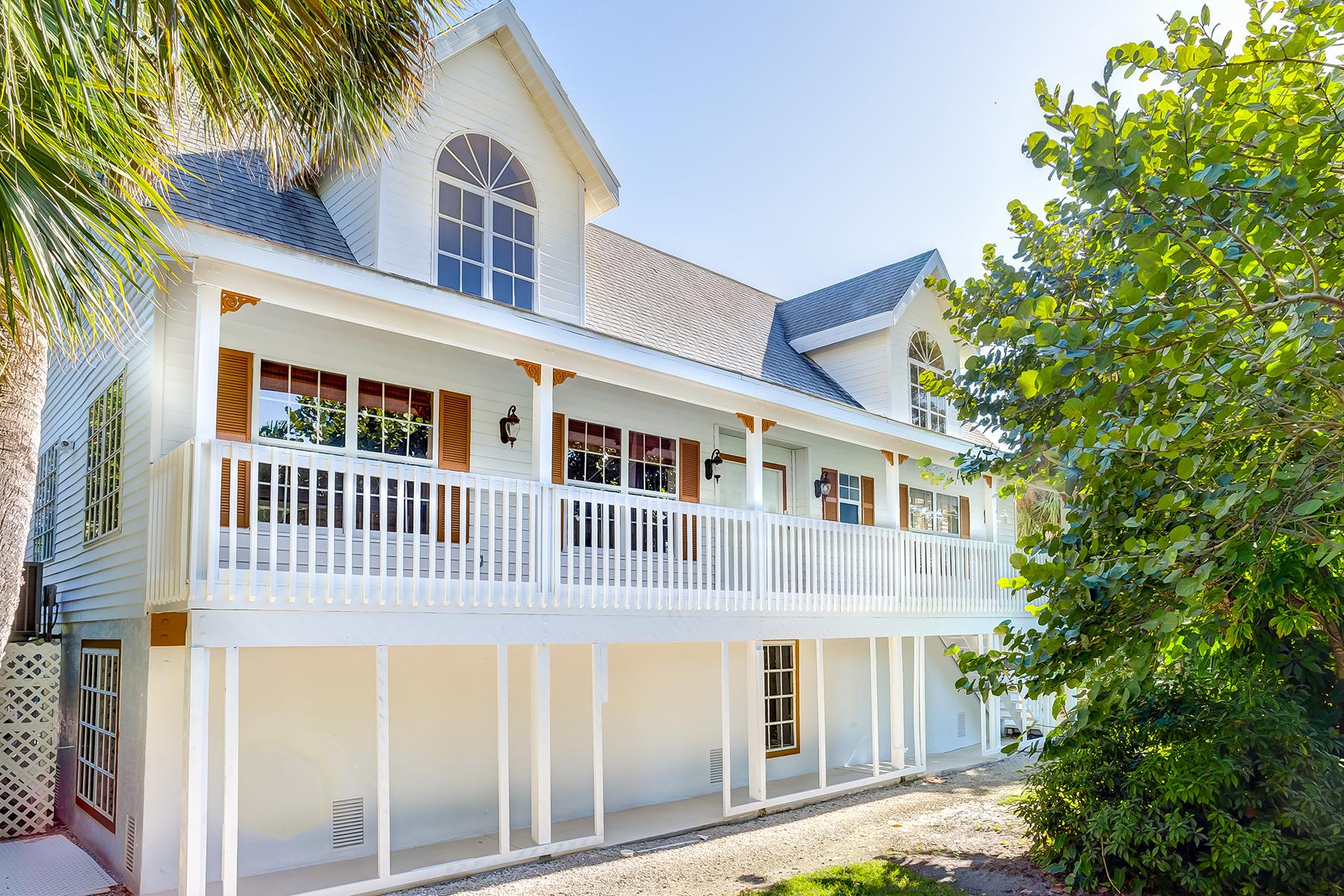 Vivienda unifamiliar por un Venta en SANIBEL 1943 Sanibel Bayou Rd Sanibel, Florida, 33957 Estados Unidos