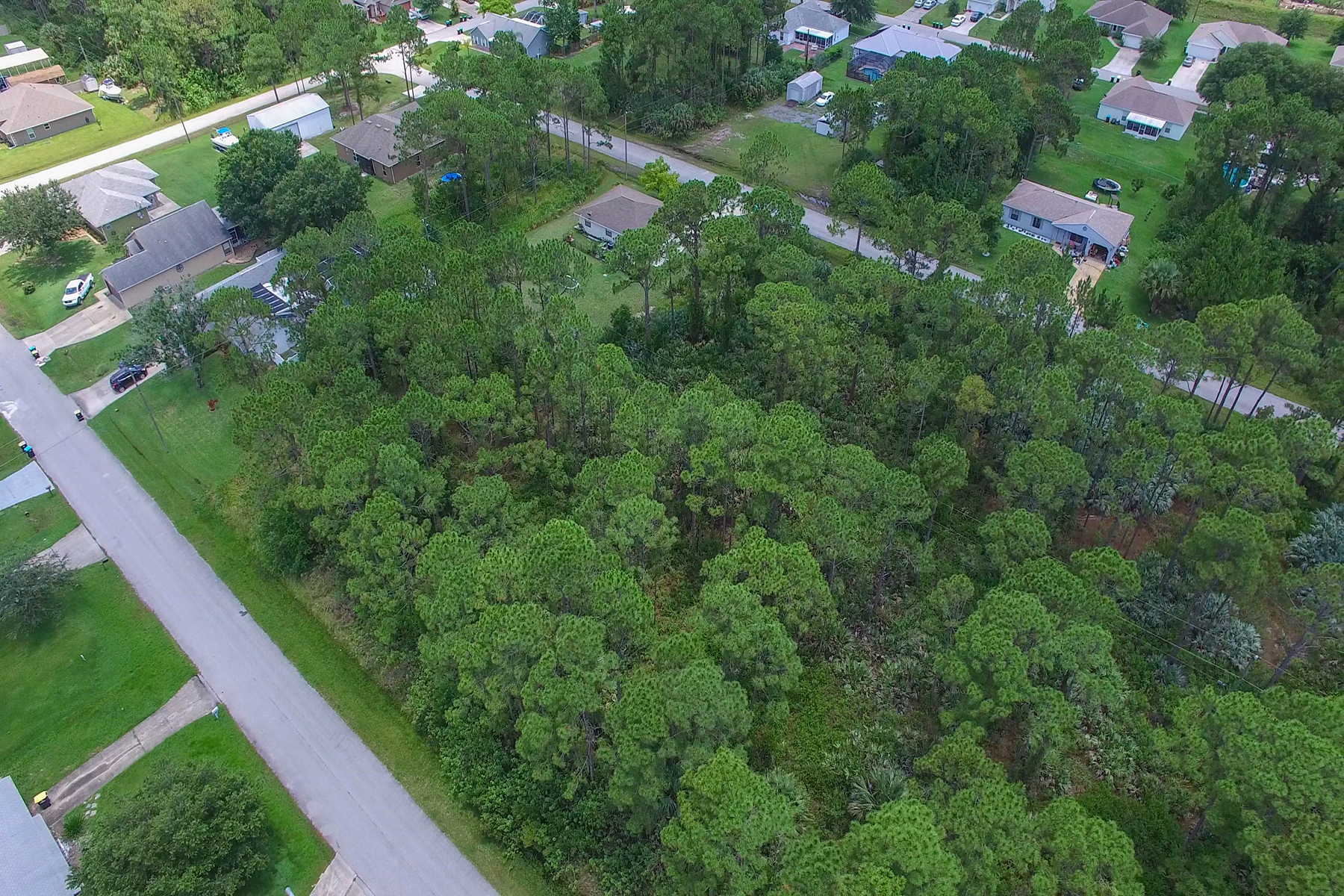 Land for Sale at PALM BAY 330 Dandurand St SW 4, Palm Bay, Florida 32908 United States