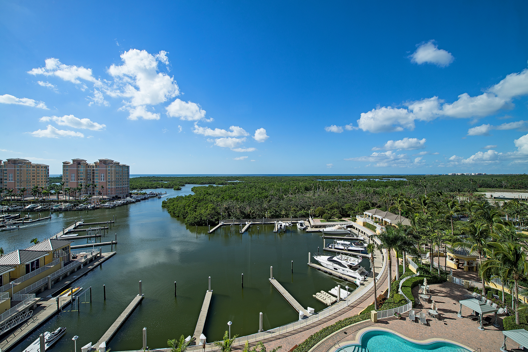 Condominium for Sale at Naples 13665 Vanderbilt Dr 804, Naples, Florida 34110 United States