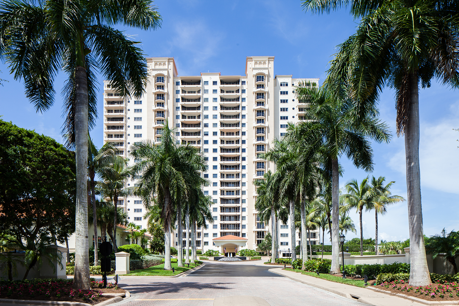 Condominium for Sale at PELICAN BAY - MARBELLA 7425 Pelican Bay Blvd 1703 Naples, Florida, 34108 United States