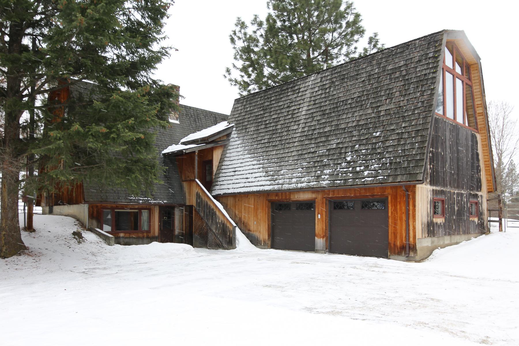단독 가정 주택 용 매매 에 9450 Butler Creek Rd , Missoula, MT 59808 9450 Butler Creek Rd Missoula, 몬타나, 59808 미국
