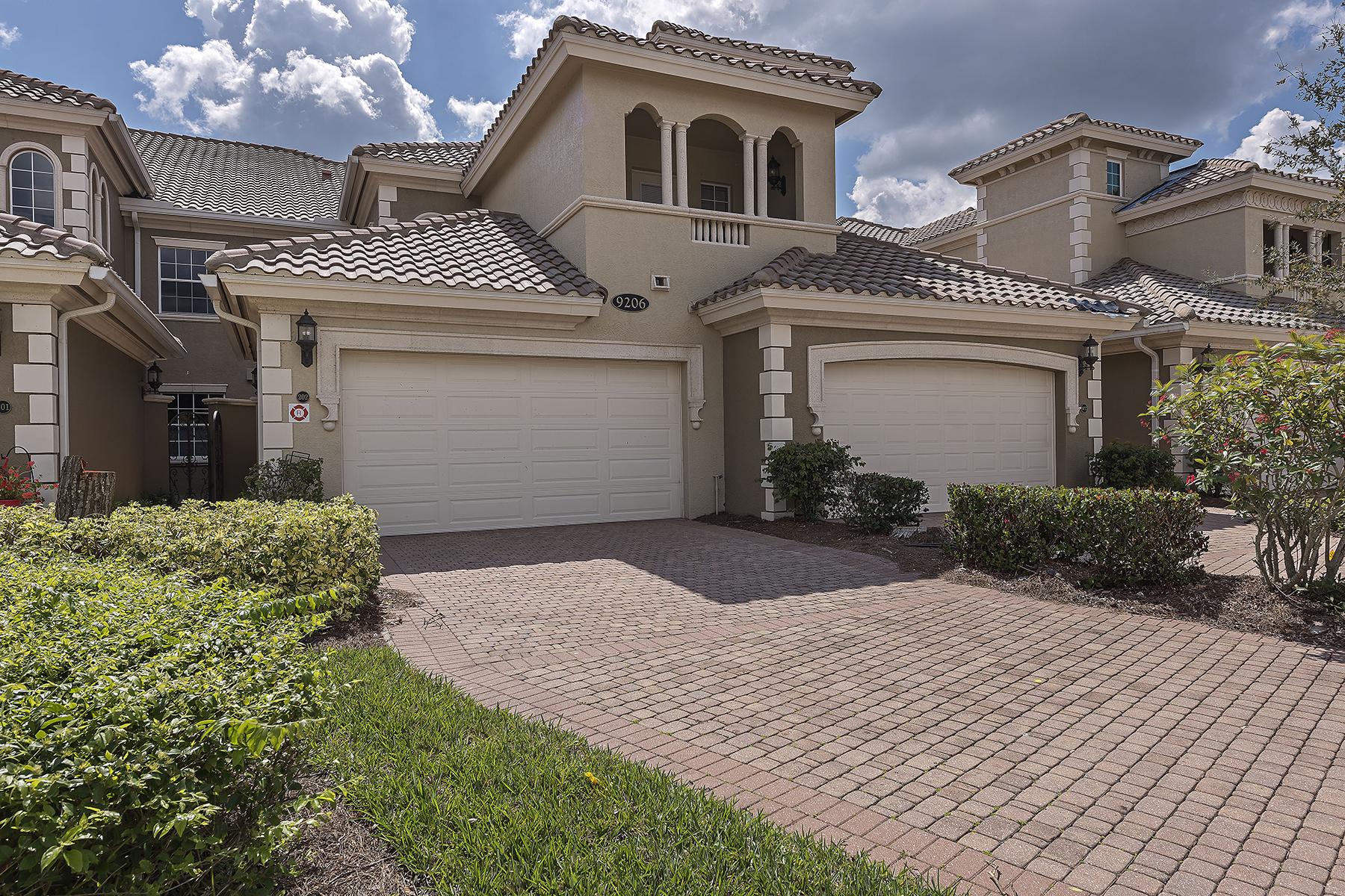 Eigentumswohnung für Verkauf beim FIDDLERS CREEK 9206 Museo Cir 202, Naples, Florida, 34114 Vereinigte Staaten
