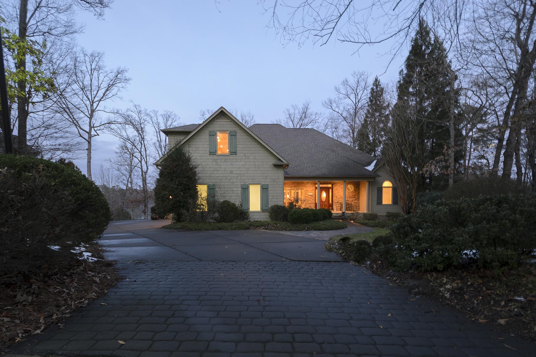 Einfamilienhaus für Verkauf beim UWHARRIE POINT 302 Pattersons Bridge Dr New London, North Carolina, 28127 Vereinigte Staaten