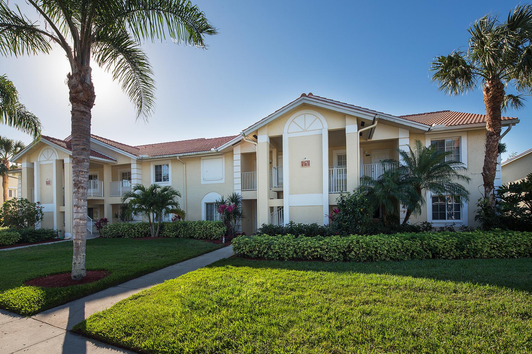 Condominium for Sale at Naples 7742 Emerald Cir V-102, Naples, Florida 34109 United States