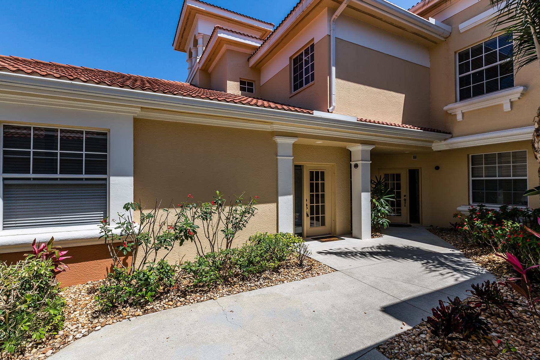 Condominium for Sale at FIDDLERS CREEK 3950 Deer Crossing Ct 203, Naples, Florida 34114 United States
