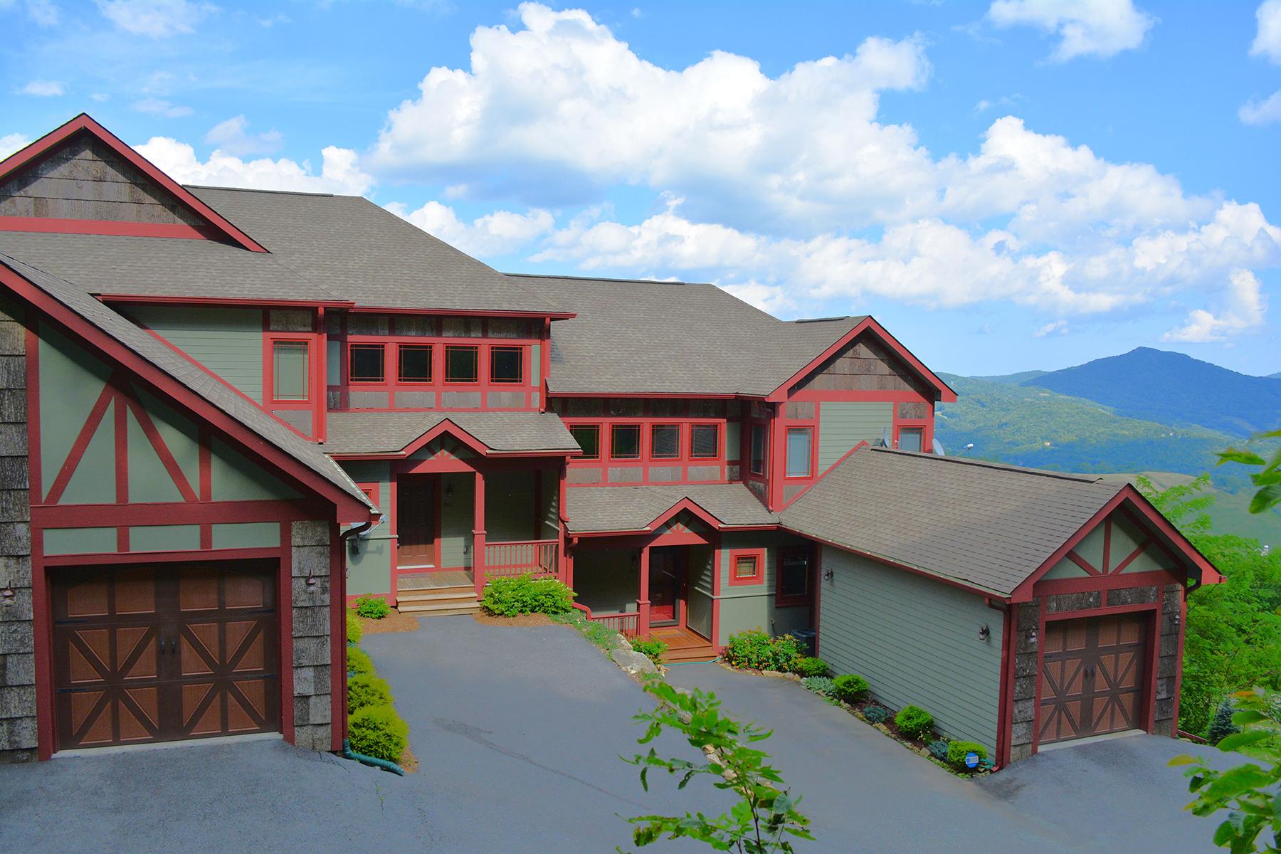 共管式独立产权公寓 为 销售 在 BEECH MOUNTAIN - DEER CREEK FALLS 861 White Tail Trl B-3, Banner Elk, 北卡罗来纳州, 28604 美国