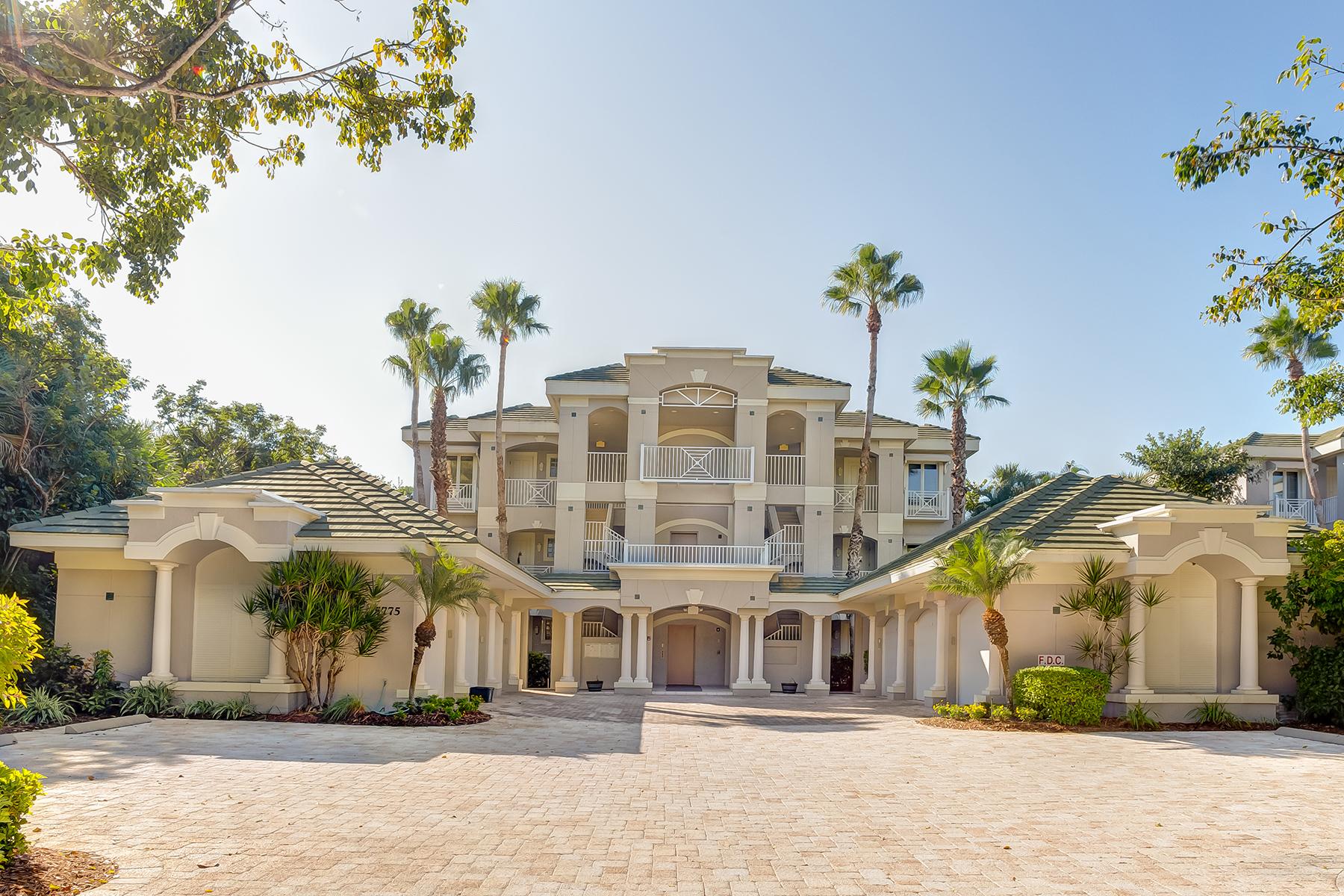 Appartement en copropriété pour l Vente à SANIBEL 5775 Baltusrol Ct 302 Sanibel, Florida, 33957 États-Unis