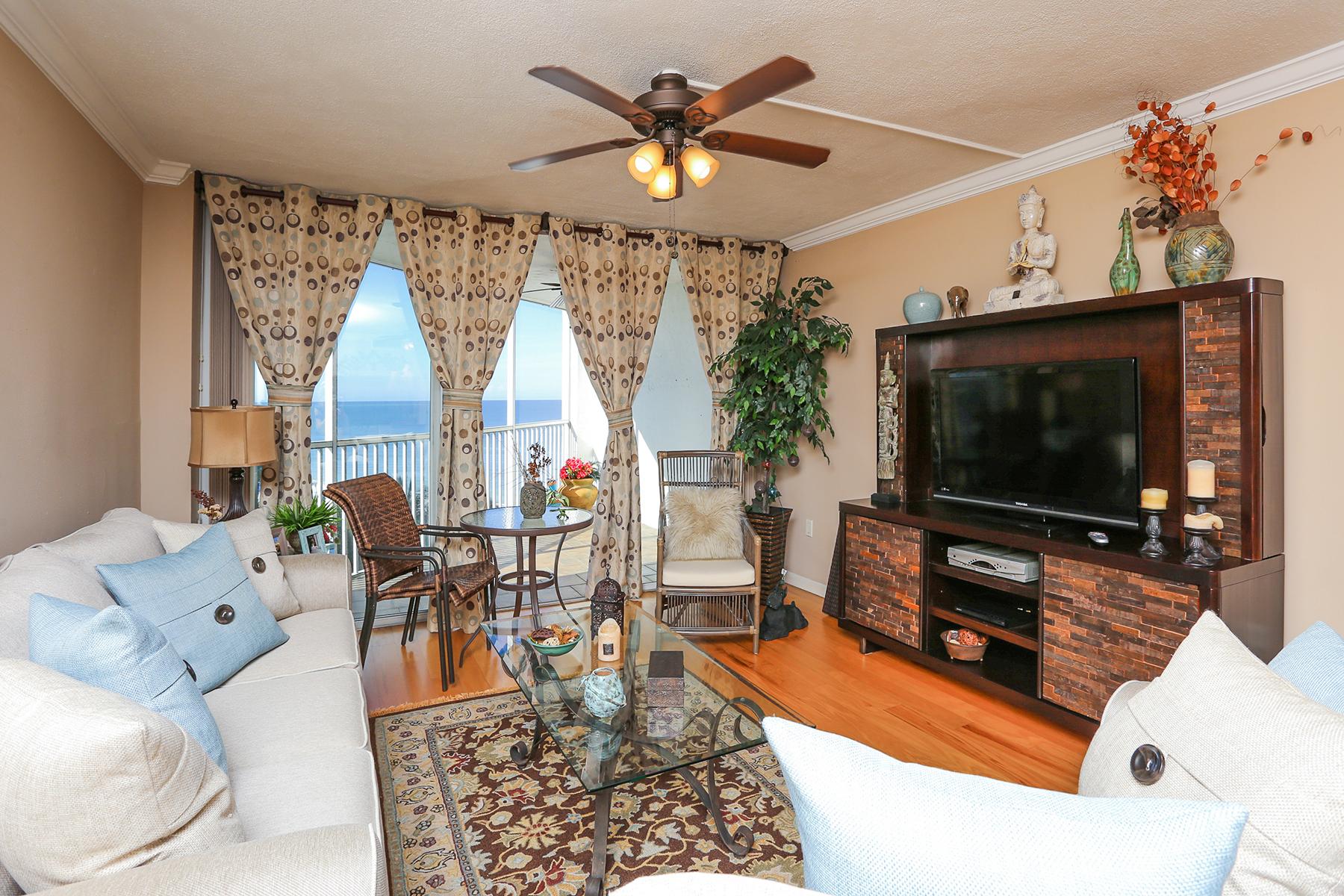 Condominio por un Alquiler en SARASOTA - LIDO HAROUR TOWERS 1770 Ben Franklin Dr 603 Sarasota, Florida 34236 Estados Unidos