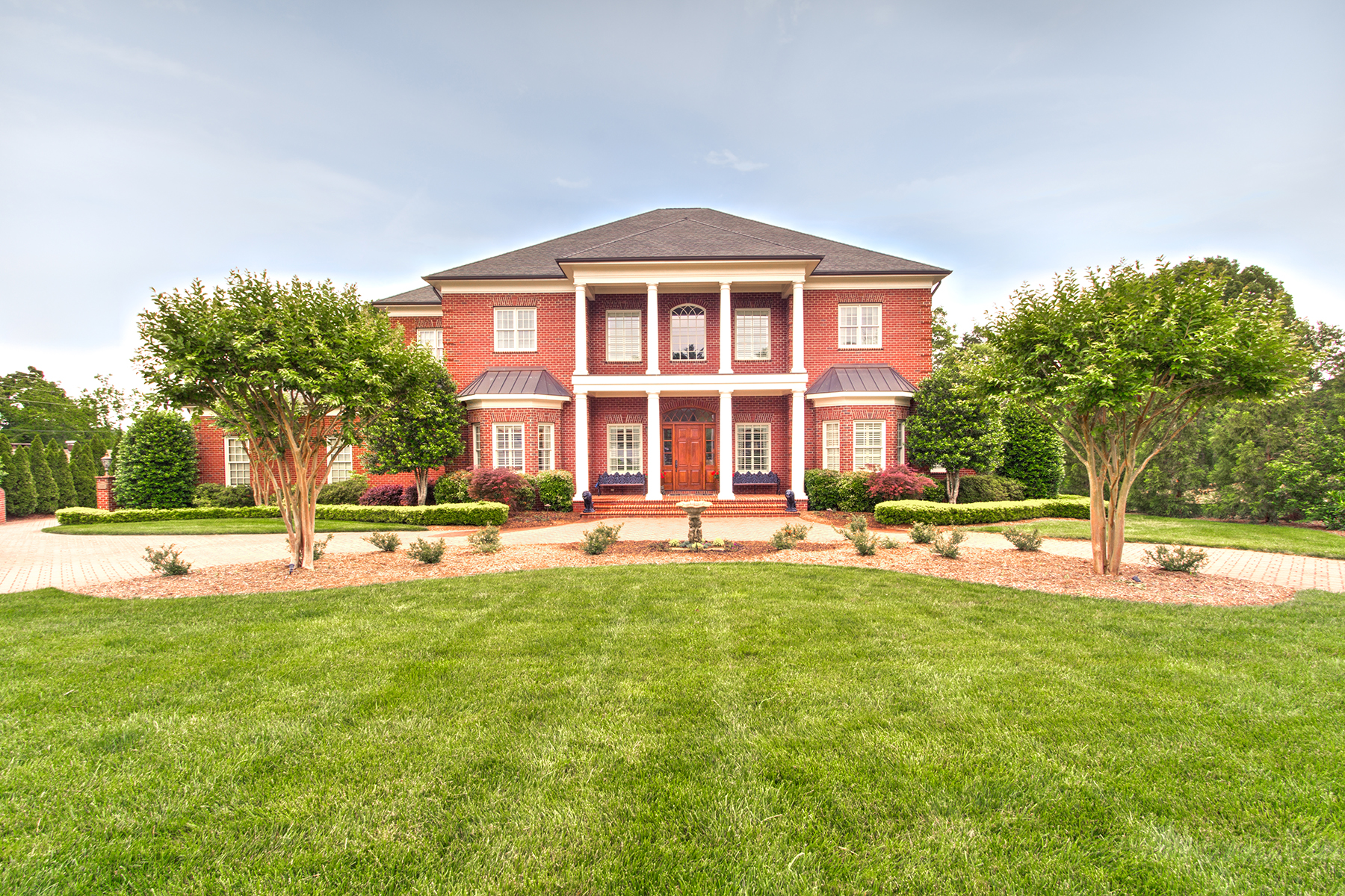 Single Family Home for Sale at CARMEL COUNTRY CLUB 5009 Green Rea Rd Charlotte, North Carolina, 28226 United States