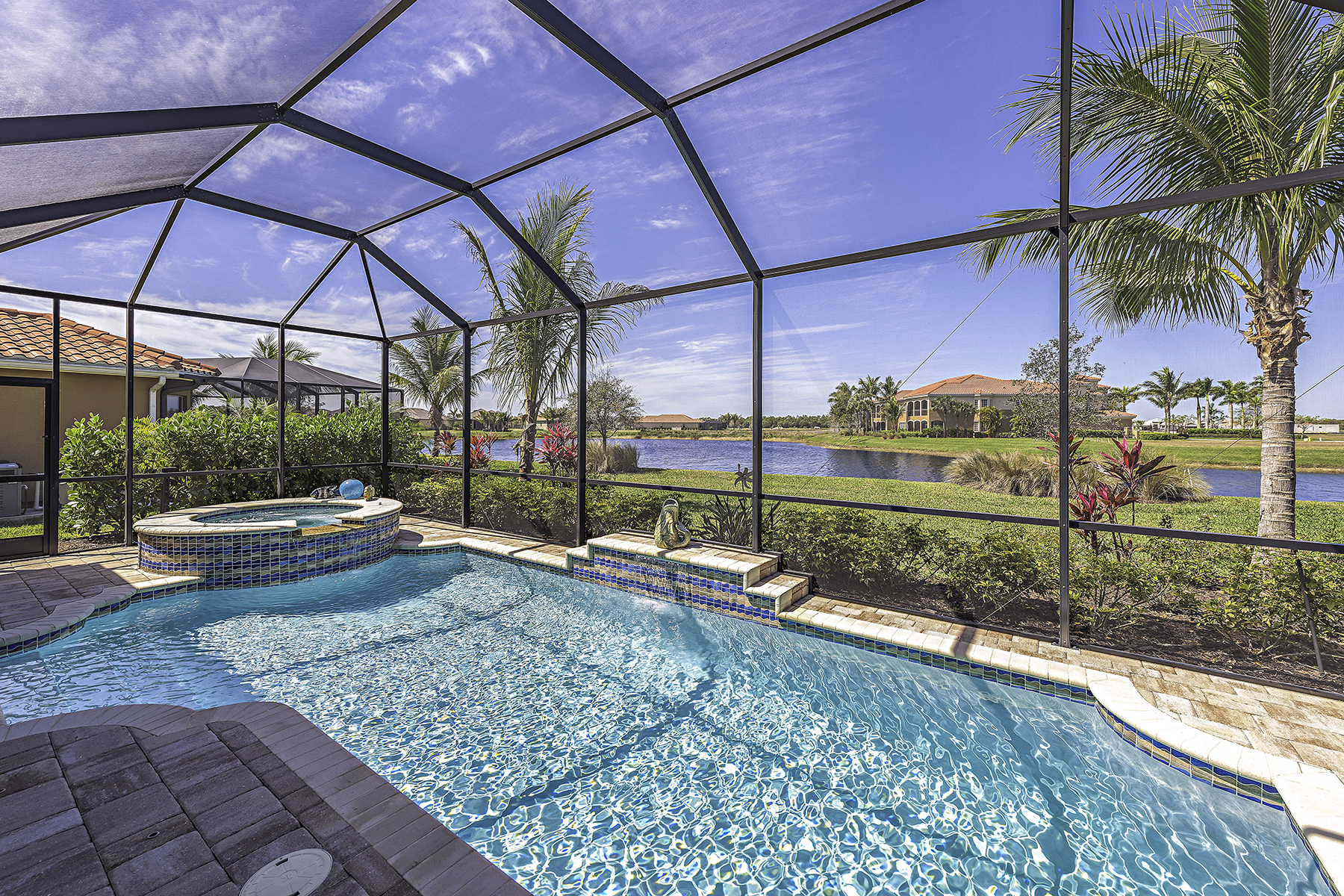 Casa Unifamiliar por un Venta en FIDDLERS CREEK 9193 Campanile Cir Naples, Florida, 34114 Estados Unidos