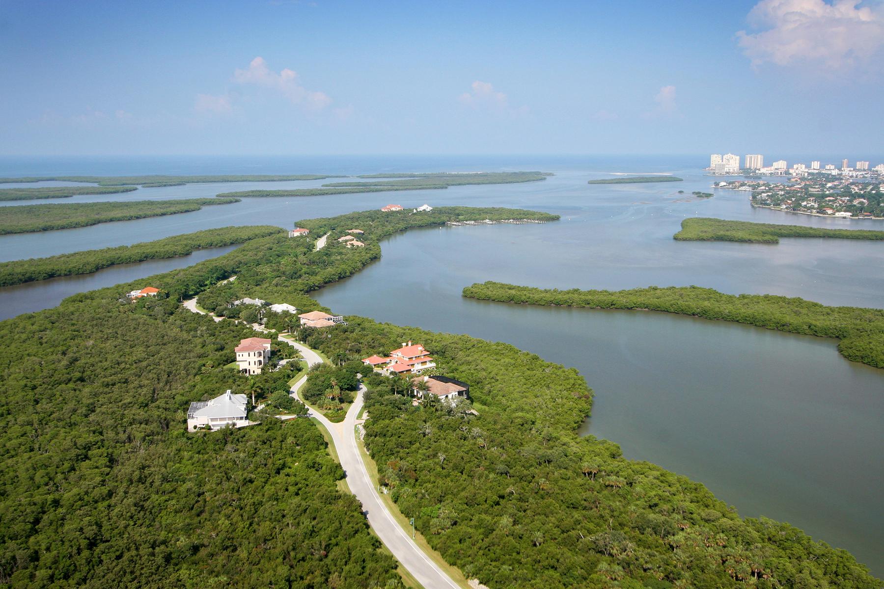 土地 のために 売買 アット KEY MARCO 923 Whiskey Creek Dr, Marco Island, フロリダ, 34145 アメリカ合衆国
