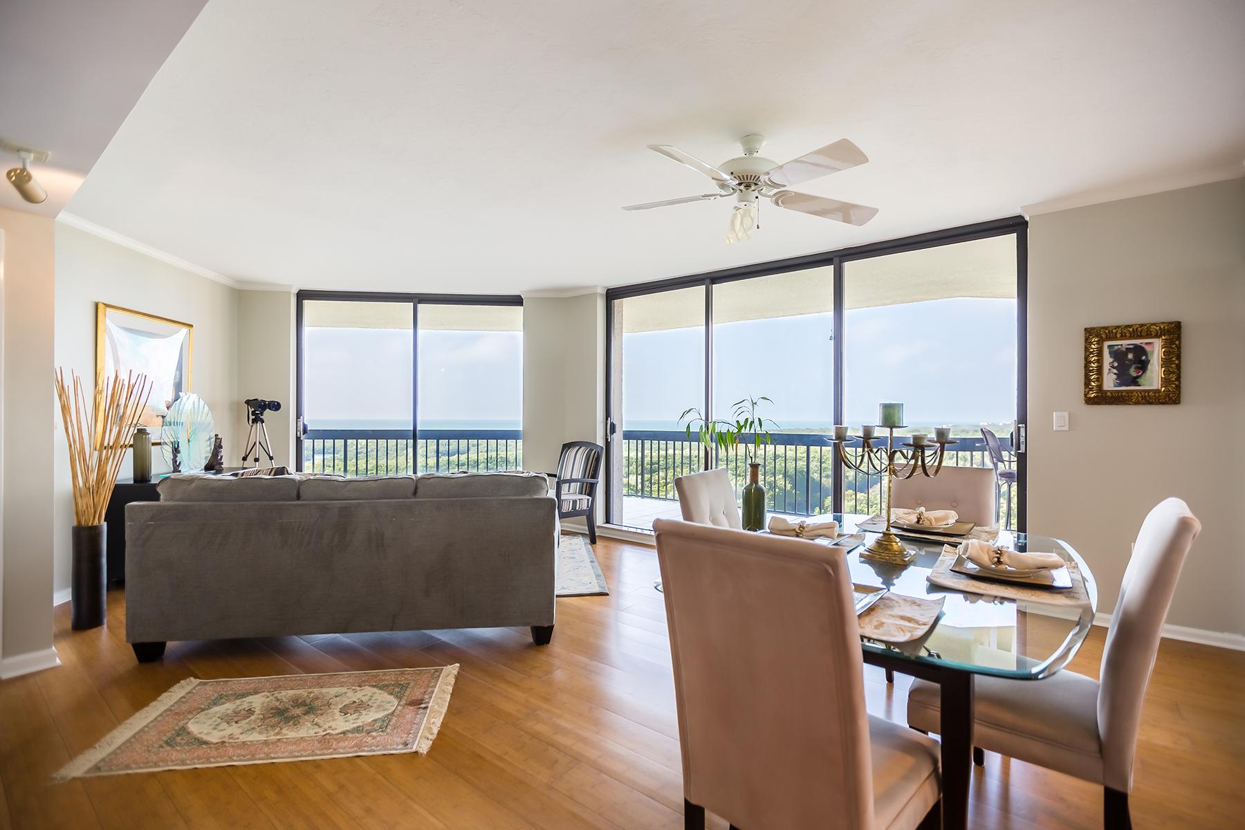 Condominio per Vendita alle ore PELICAN BAY - GROSVENOR 6001 Pelican Bay Blvd 804 Naples, Florida, 34108 Stati Uniti