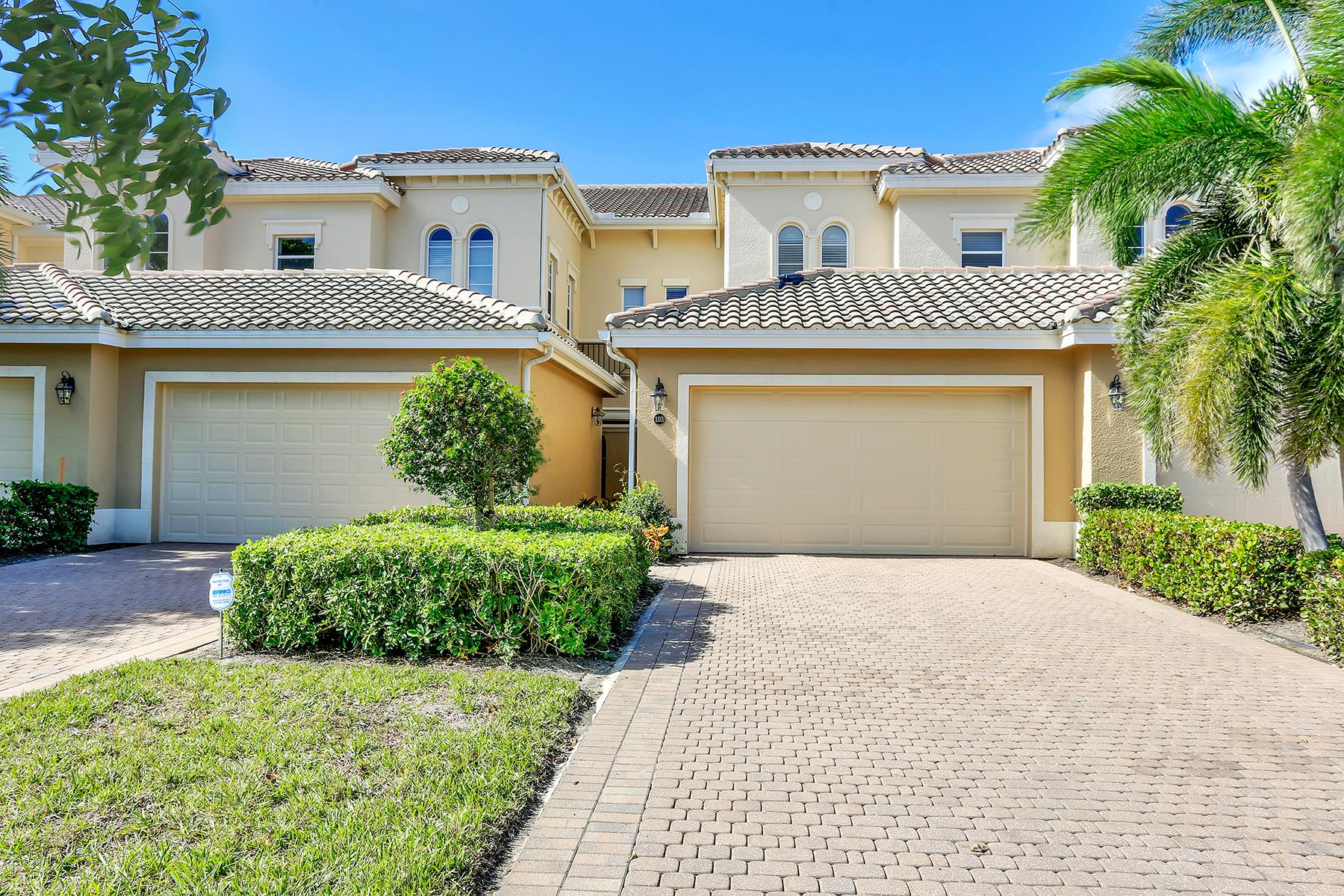 Condominium for Sale at FIDDLERS CREEK 3035 Marengo Ct 103, Naples, Florida, 34114 United States