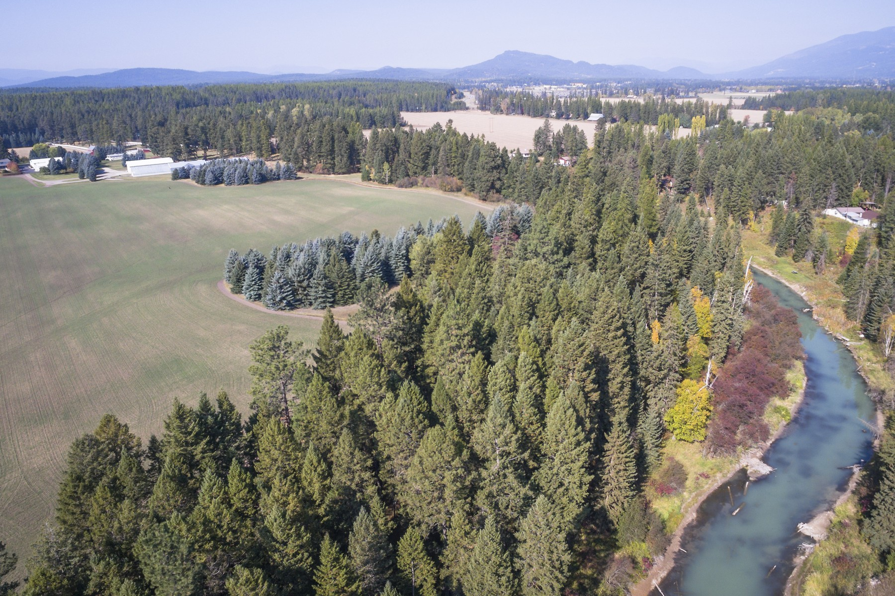 Additional photo for property listing at 65 Acre Whitefish River Ranch 4985  Whitefish Stage Rd Whitefish, Montana 59937 United States
