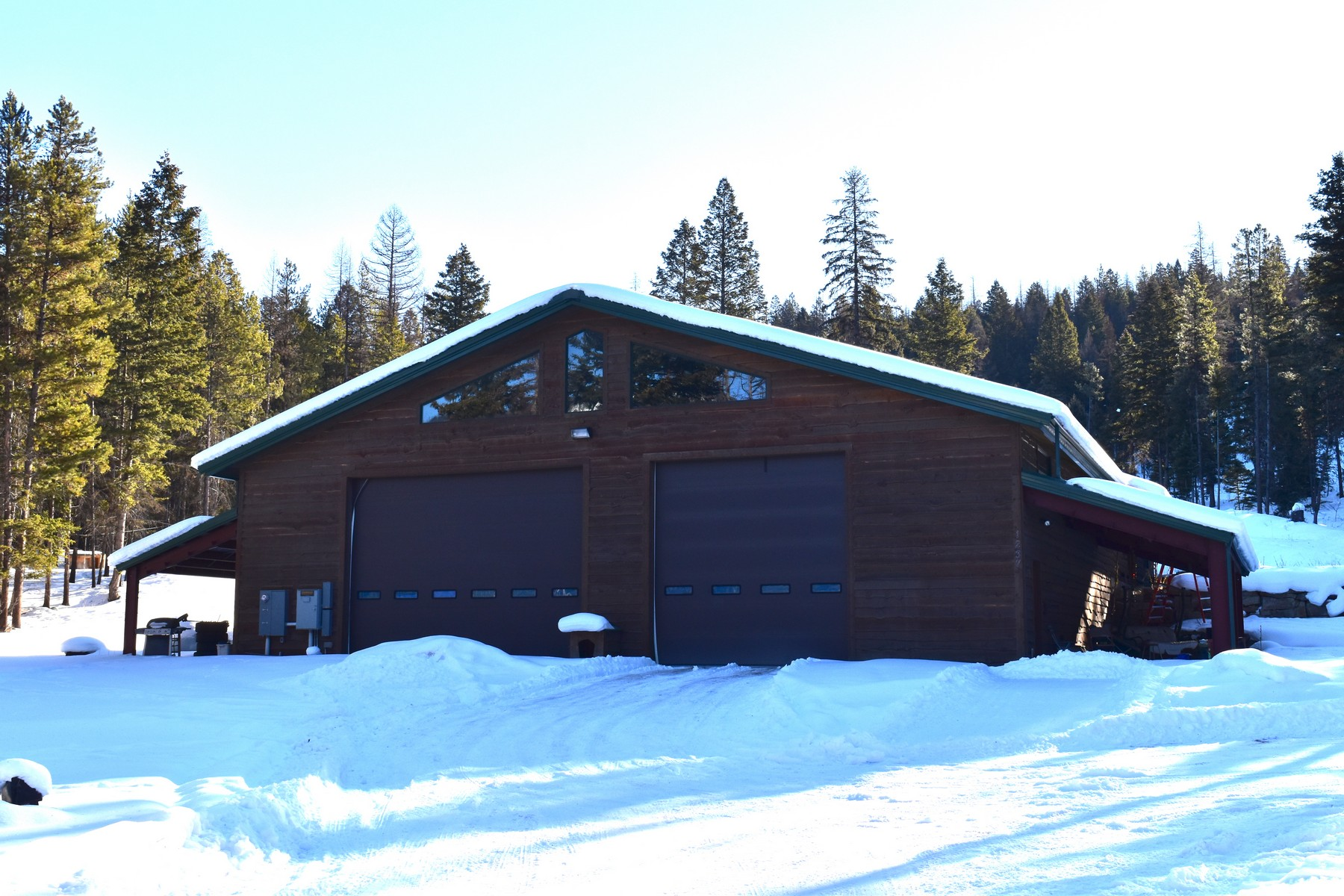 Single Family Home for Sale at 1237 Indian Creek Trl , Kila, MT 59920 1237 Indian Creek Trl Kila, Montana, 59920 United States
