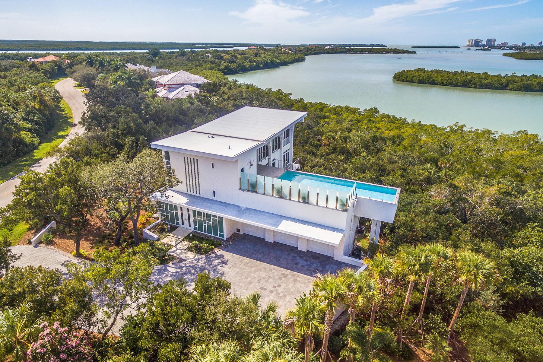 Tek Ailelik Ev için Satış at KEY MARCO 1143 Blue Hill Creek Dr Marco Island, Florida, 34145 Amerika Birleşik Devletleri