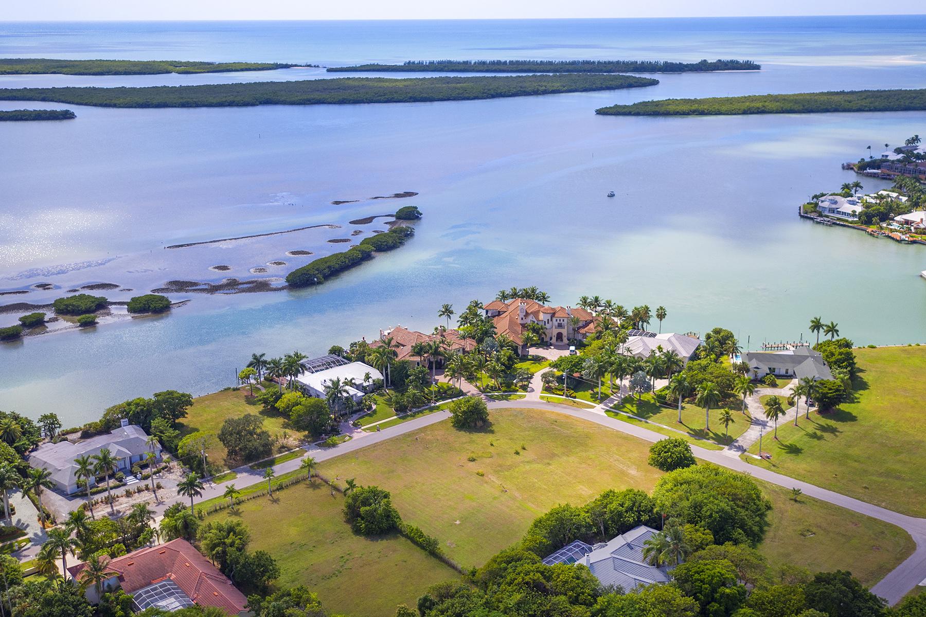 Terreno por un Venta en MARCO ISLAND - S INLET DRIVE 1820 S Inlet Dr Marco Island, Florida, 34145 Estados Unidos