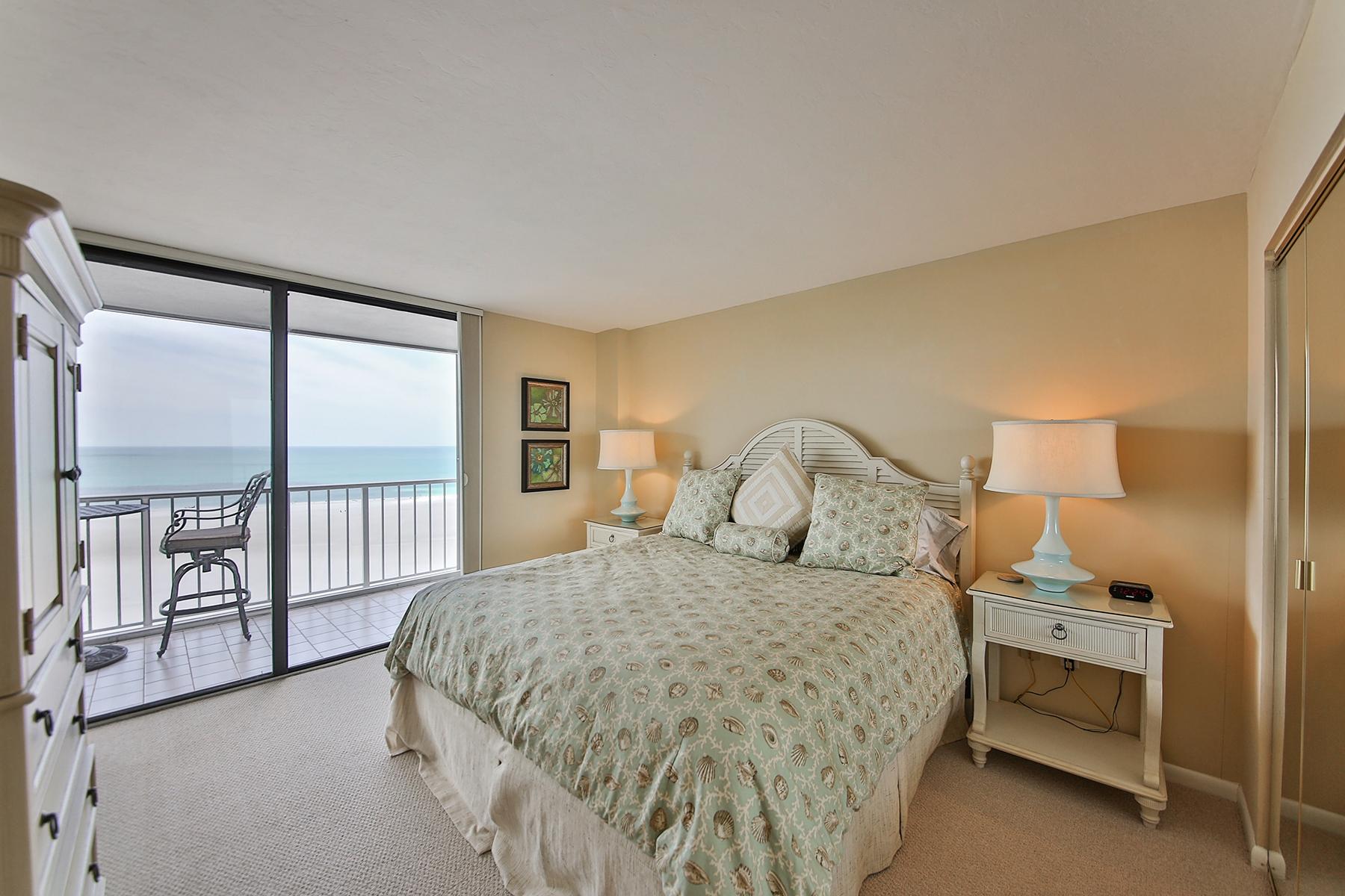 共管式独立产权公寓 为 销售 在 MARCO ISLAND 320 Seaview Ct 1805 马可岛, 佛罗里达州, 34145 美国