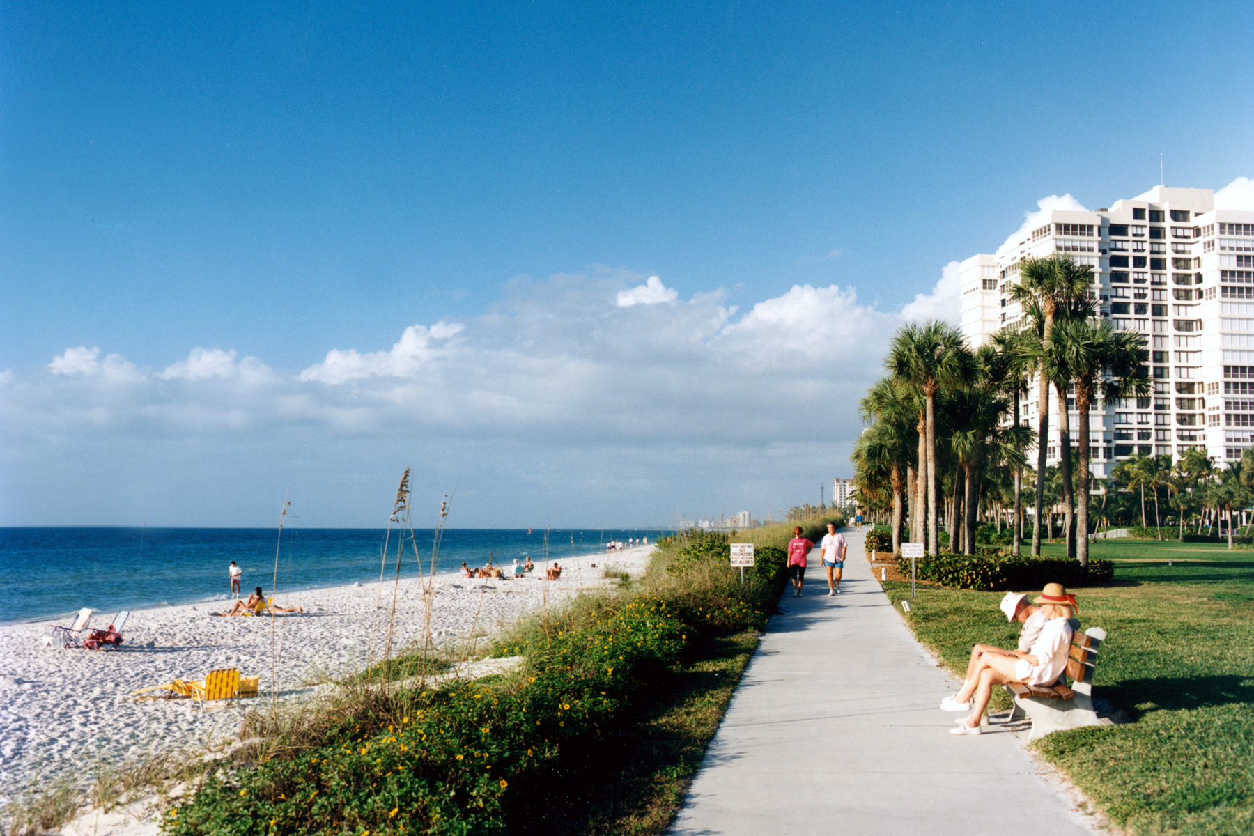 Condominium for Sale at PARK SHORE - BRITTANY 4021 Gulf Shore Blvd N 206, Naples, Florida 34103 United States