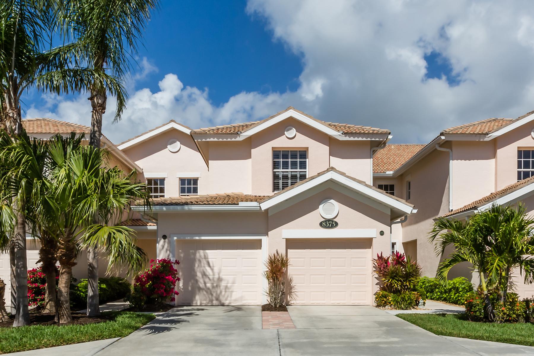 共管式独立产权公寓 为 销售 在 FIDDLERS CREEK 8375 Whisper Trace Ln M-203, 那不勒斯, 佛罗里达州, 34114 美国