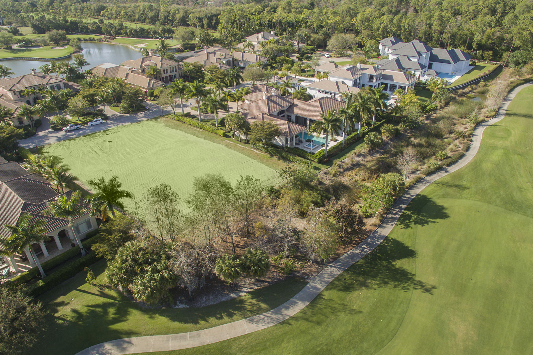 Additional photo for property listing at ESTUARY AT GREY OAKS 1276  Osprey Trl,  Naples, Florida 34105 United States