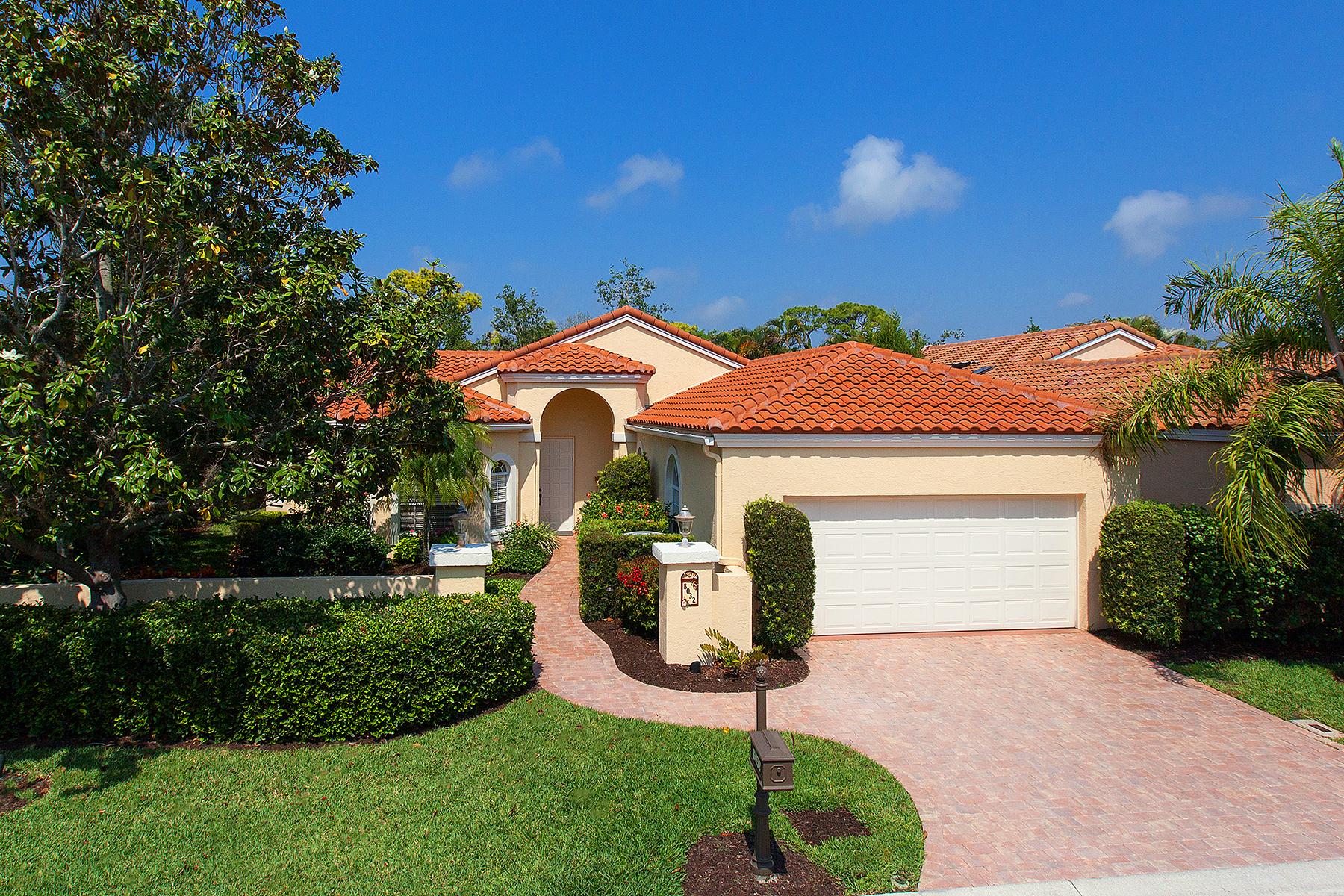 Condomínio para Venda às PRESTANCIA 8032 Via Fiore Sarasota, Florida, 34238 Estados Unidos