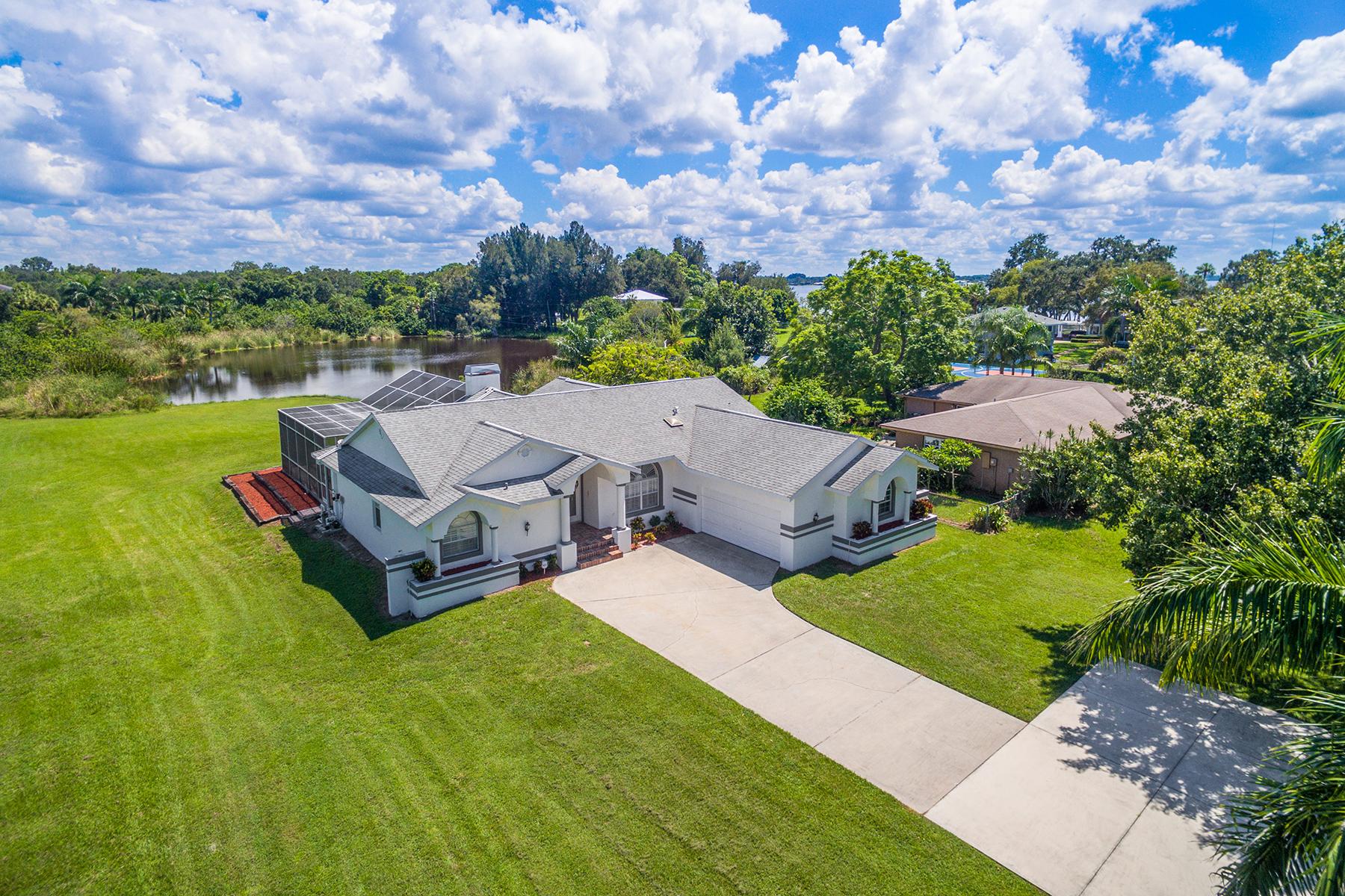 Single Family Home for Sale at TERRA CEIA 1476 Center Rd Terra Ceia, Florida, 34250 United States