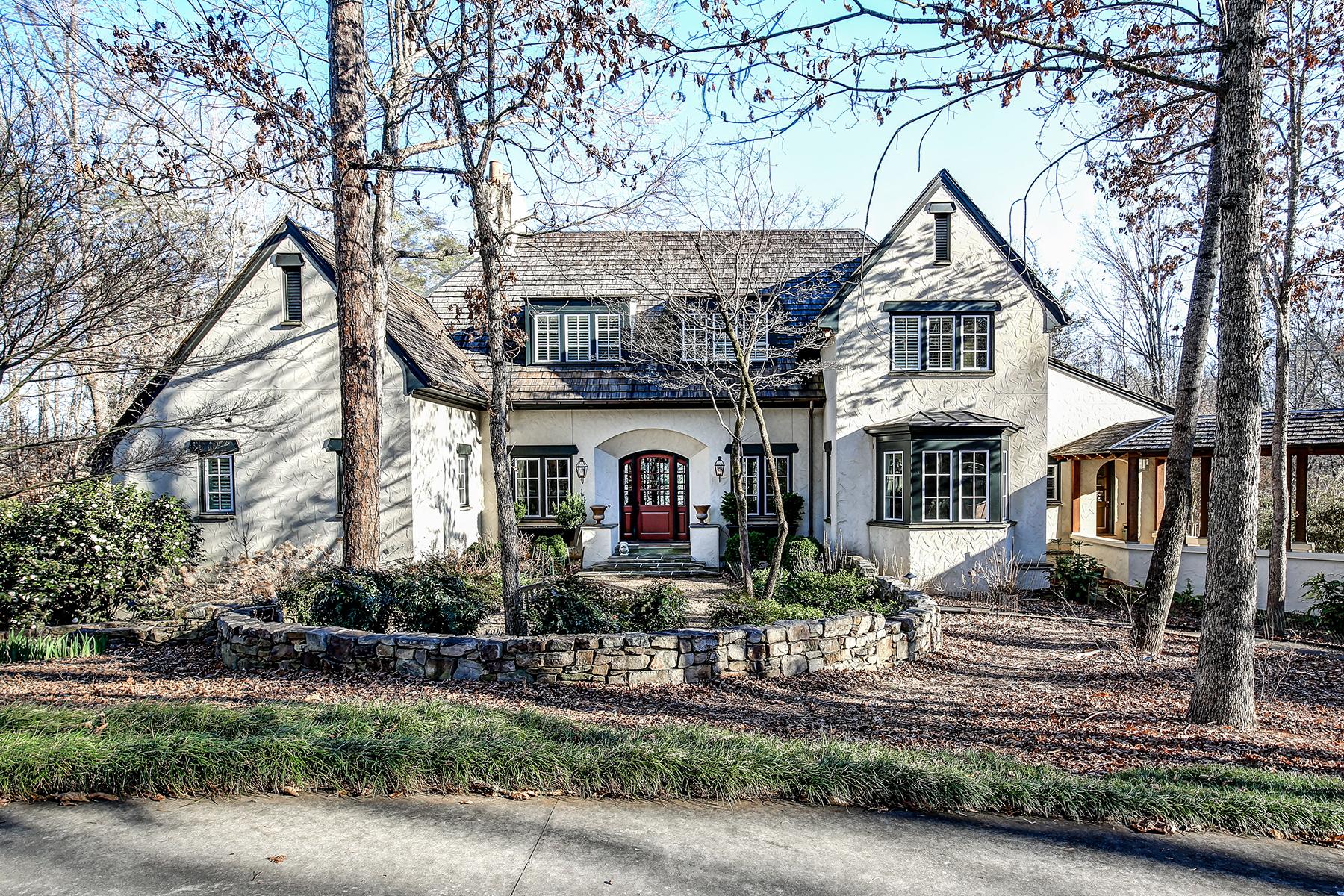 Maison unifamiliale pour l Vente à RUTHERFORDTON 1090 Coxe Rd Rutherfordton, Carolina Du Nord, 28139 États-Unis