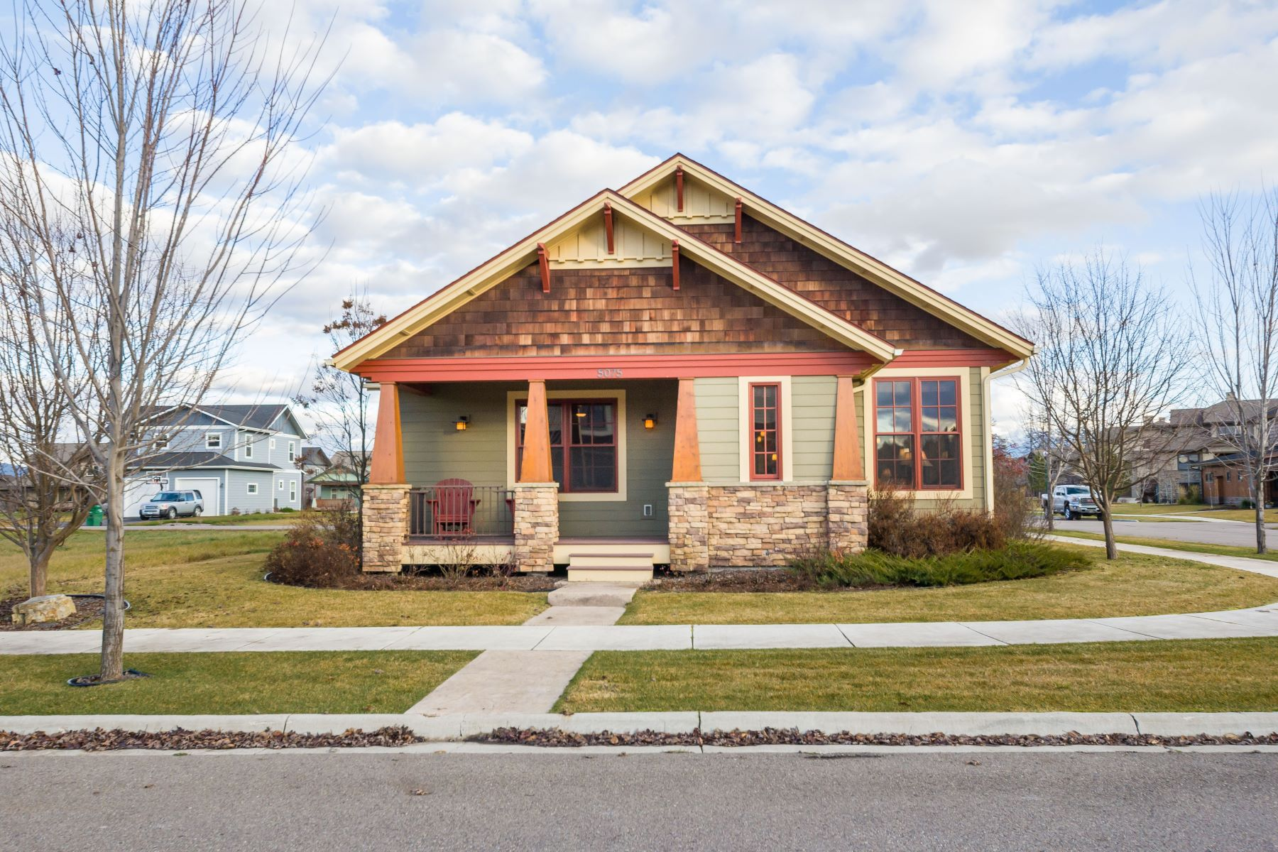 Casa Unifamiliar por un Venta en 5075 Portage Way , Whitefish, MT 59937 5075 Portage Way Whitefish, Montana, 59937 Estados Unidos