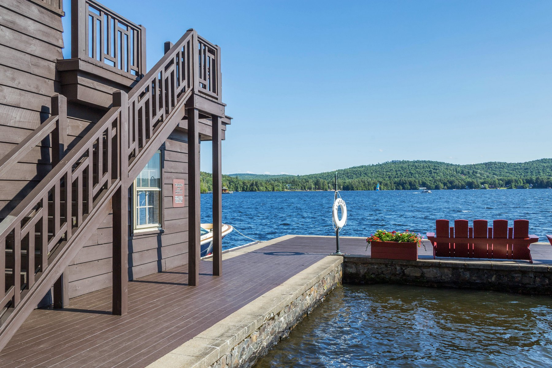 Additional photo for property listing at The Albedor 50  Ny 28 Inlet, New York 13331 United States