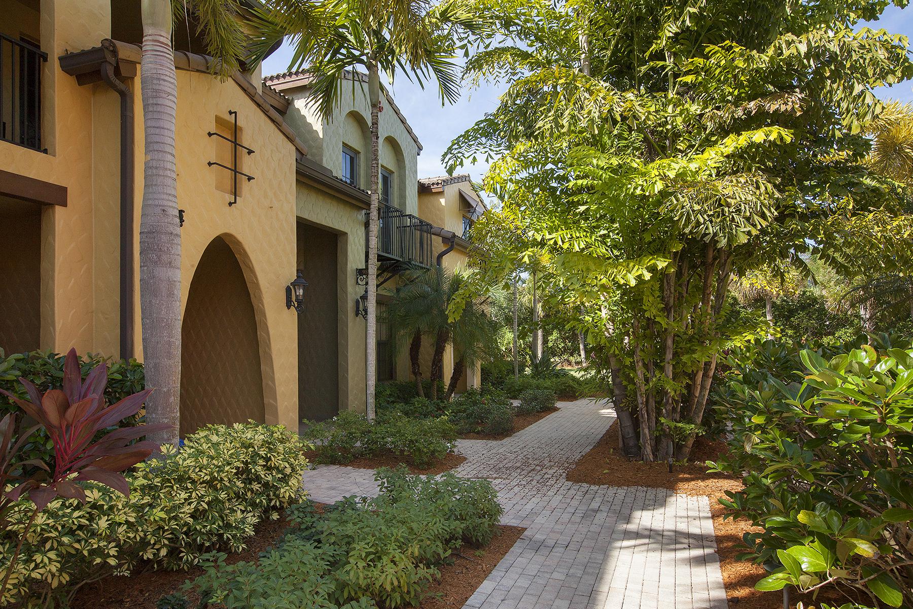 Appartement en copropriété pour l Vente à LELY RESORT 9155 Delano St 9805 Naples, Florida, 34113 États-Unis