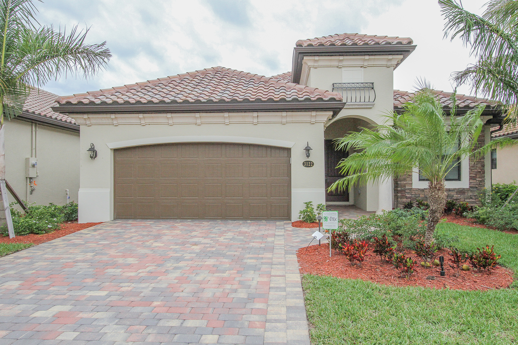 Single Family Home for Rent at FIDDLERS CREEK - MILLBROOK 3122 Aviamar Cir, Naples, Florida 34114 United States