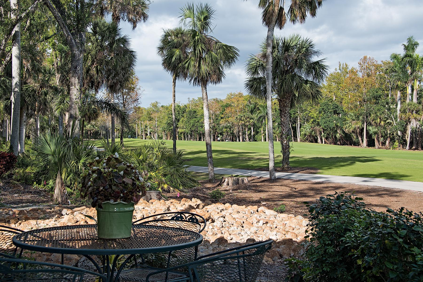 Кондоминиум для того Продажа на WILDERNESS - WILDERNESS COUNTRY CLUB 107 Clubhouse Dr E-158, Naples, Флорида, 34105 Соединенные Штаты