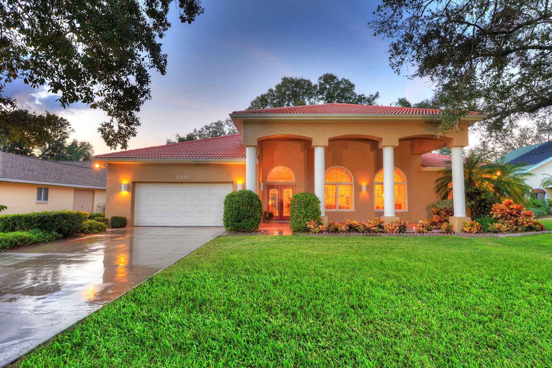 Nhà ở một gia đình vì Bán tại SPRUCE CREEK AND THE BEACHES 1869 Spruce Creek Blvd Port Orange, Florida, 32128 Hoa Kỳ